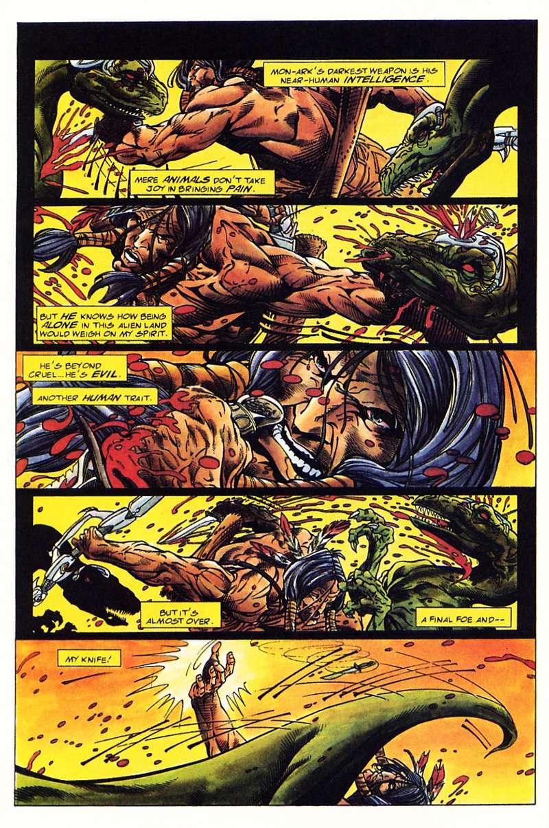 Read online Turok, Dinosaur Hunter (1993) comic -  Issue #1 - 21