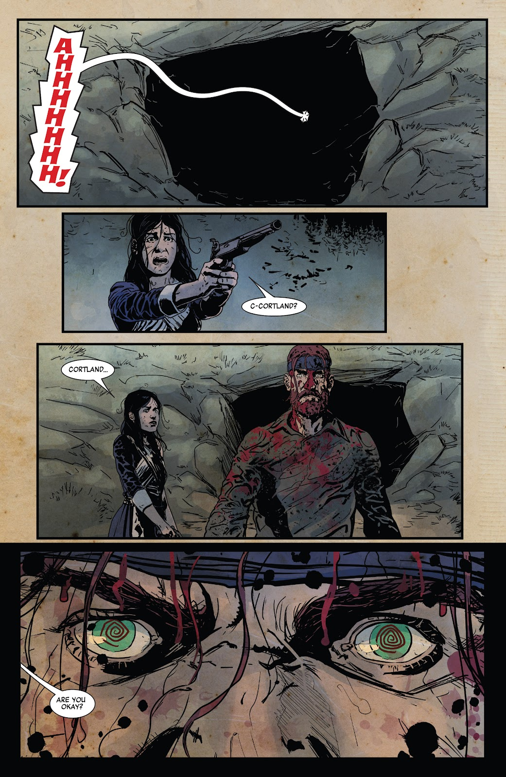 Read online Ruins Of Ravencroft comic -  Issue # Carnage - 21