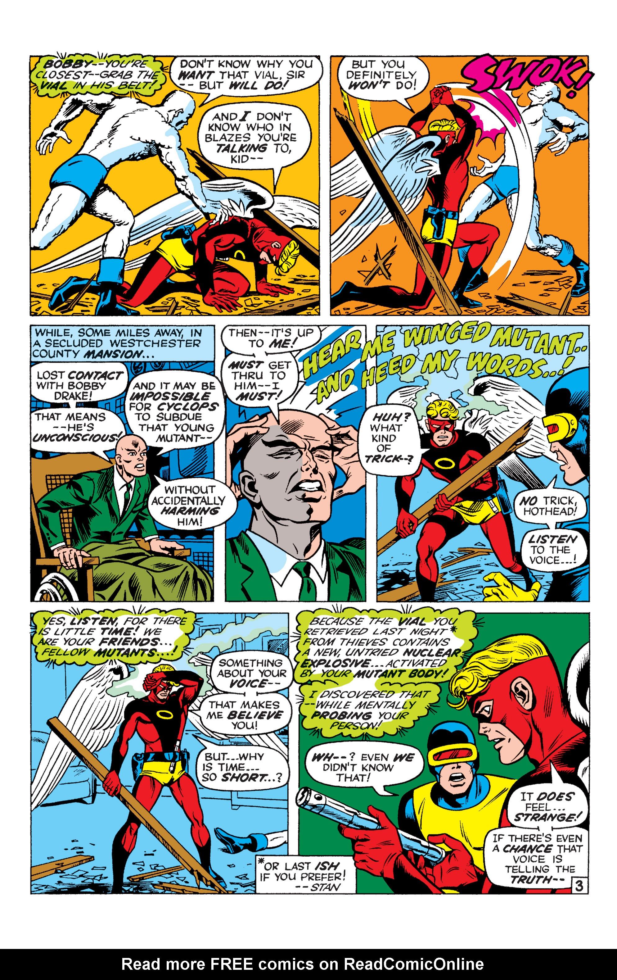 Uncanny X-Men (1963) 56 Page 18