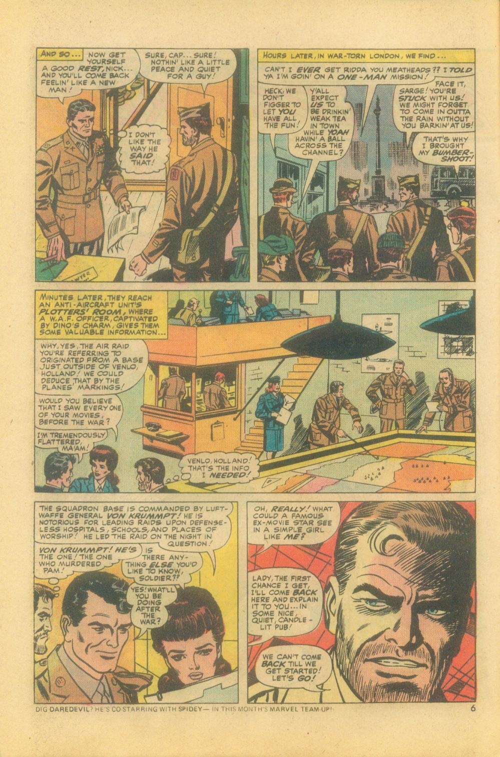 Read online Sgt. Fury comic -  Issue #121 - 8