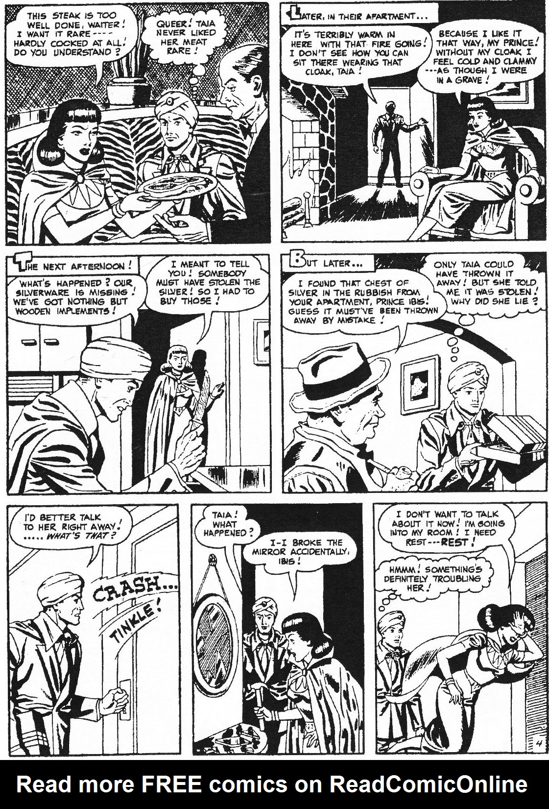 Read online Men of Mystery Comics comic -  Issue #82 - 166