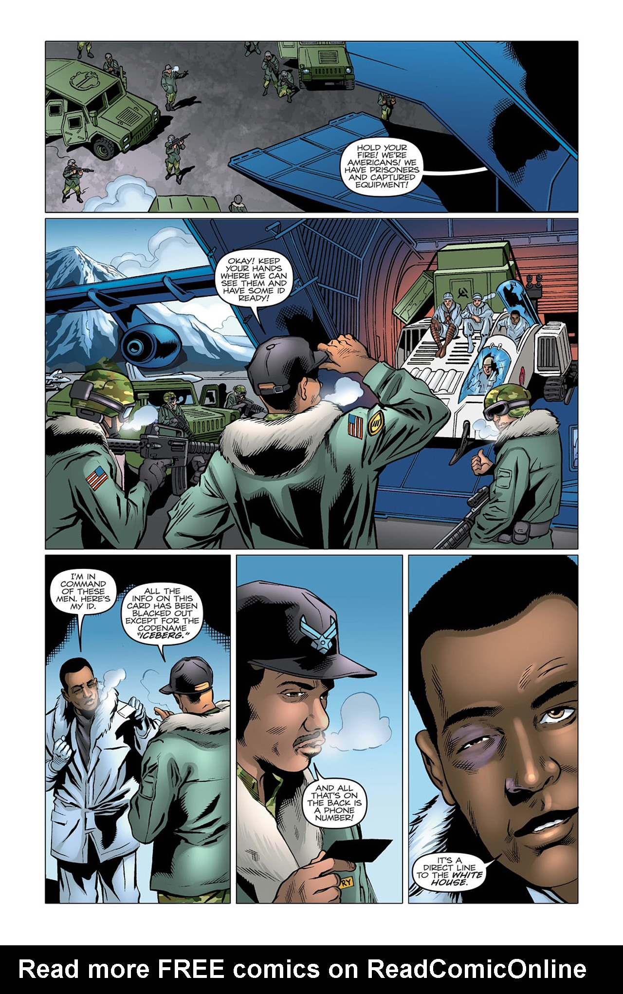 G.I. Joe: A Real American Hero 169 Page 12