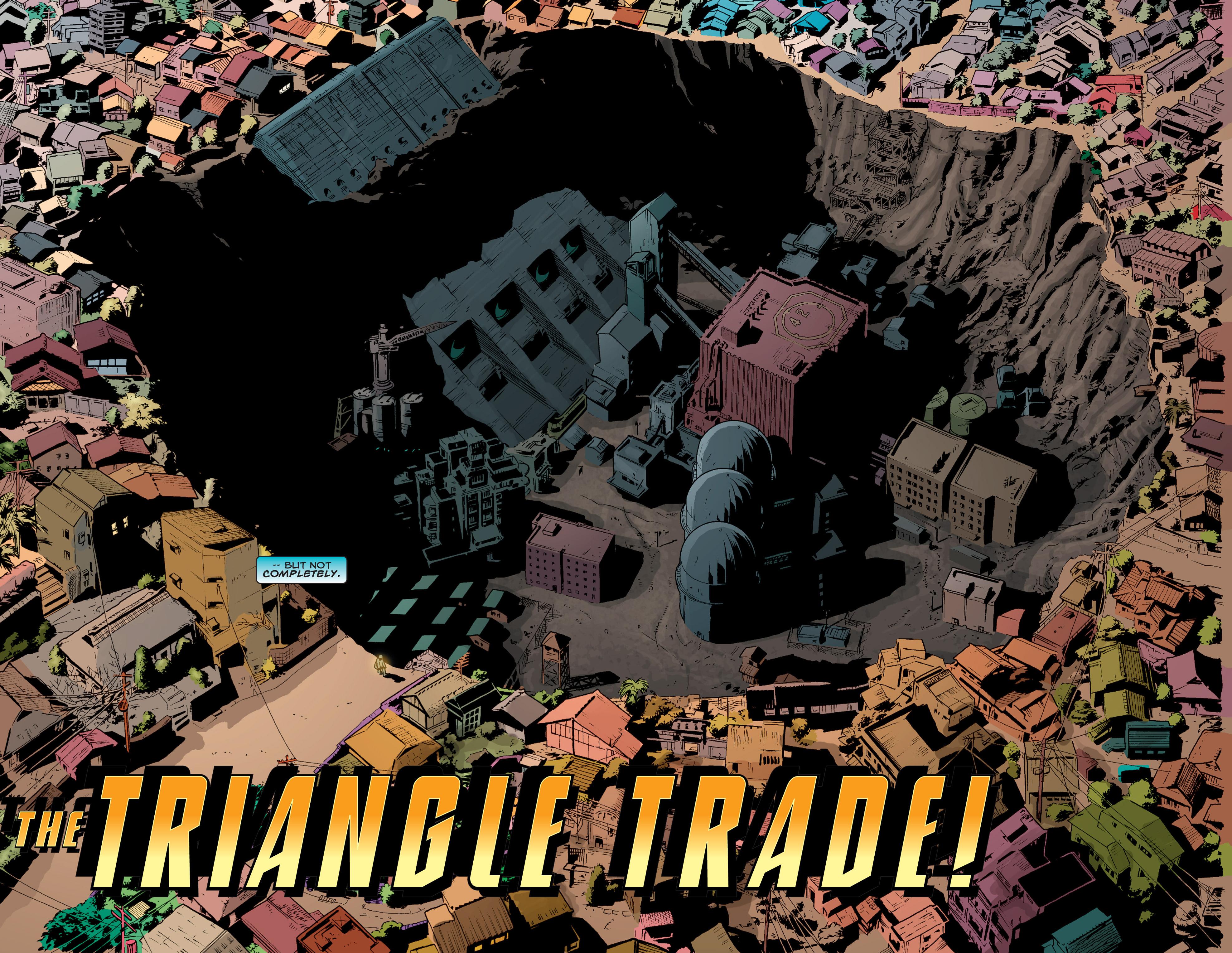 Read online Shockrockets comic -  Issue # TPB - 57