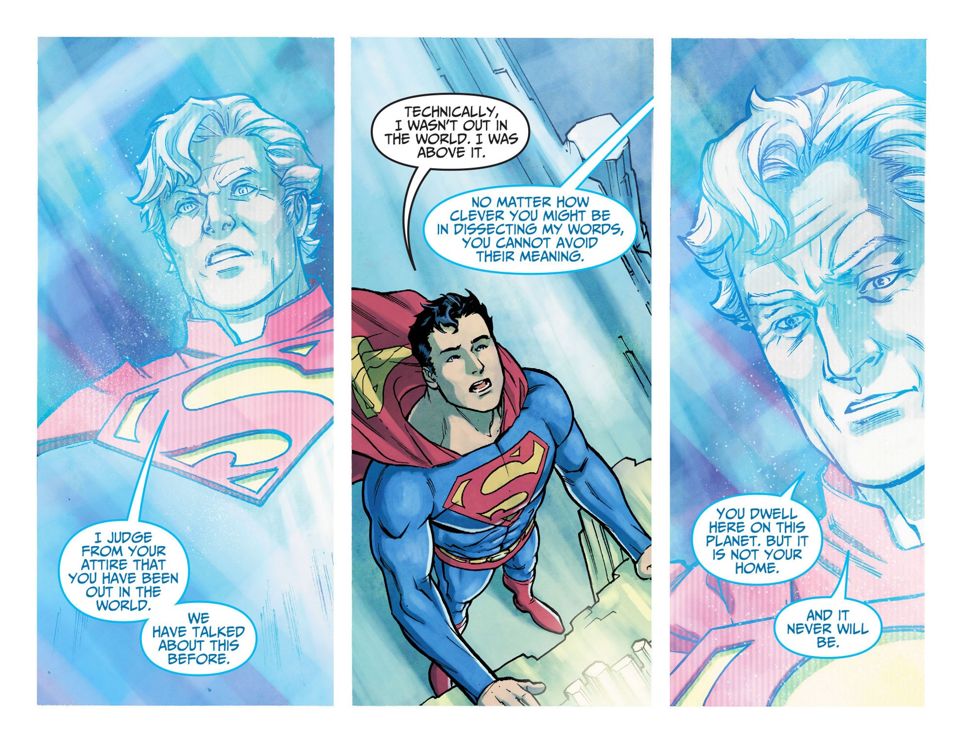 Read online Adventures of Superman [I] comic -  Issue #16 - 12
