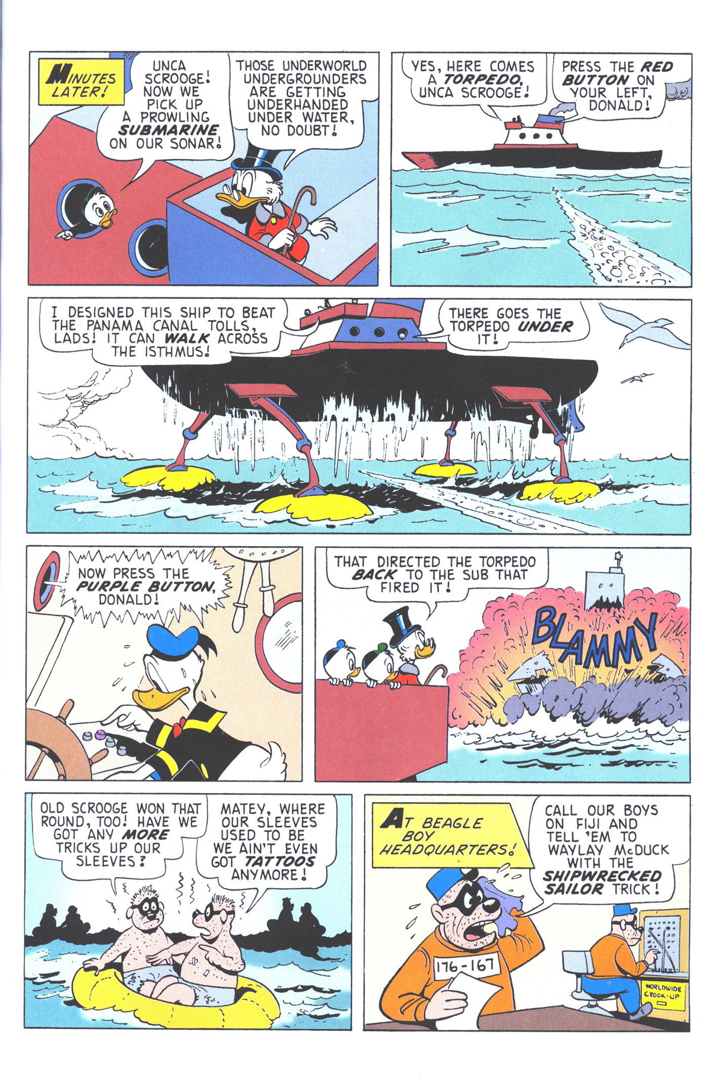 Read online Uncle Scrooge (1953) comic -  Issue #376 - 59