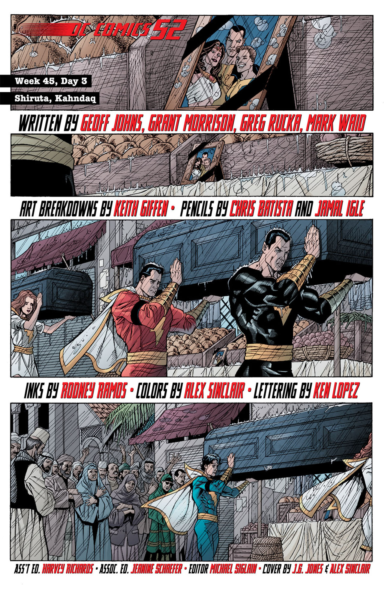 Read online 52 comic -  Issue #45 - 3