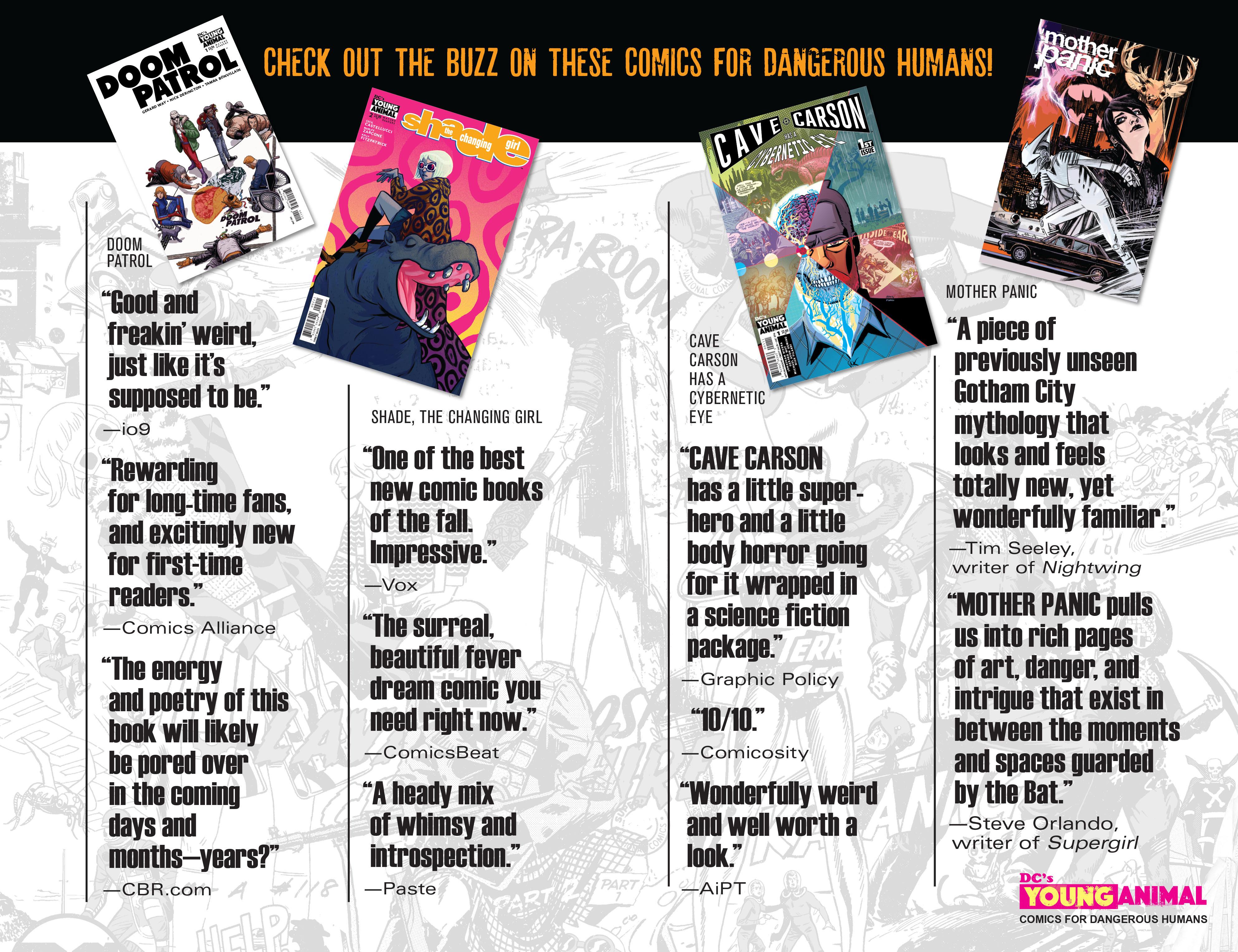 Read online Scooby Apocalypse comic -  Issue #7 - 27