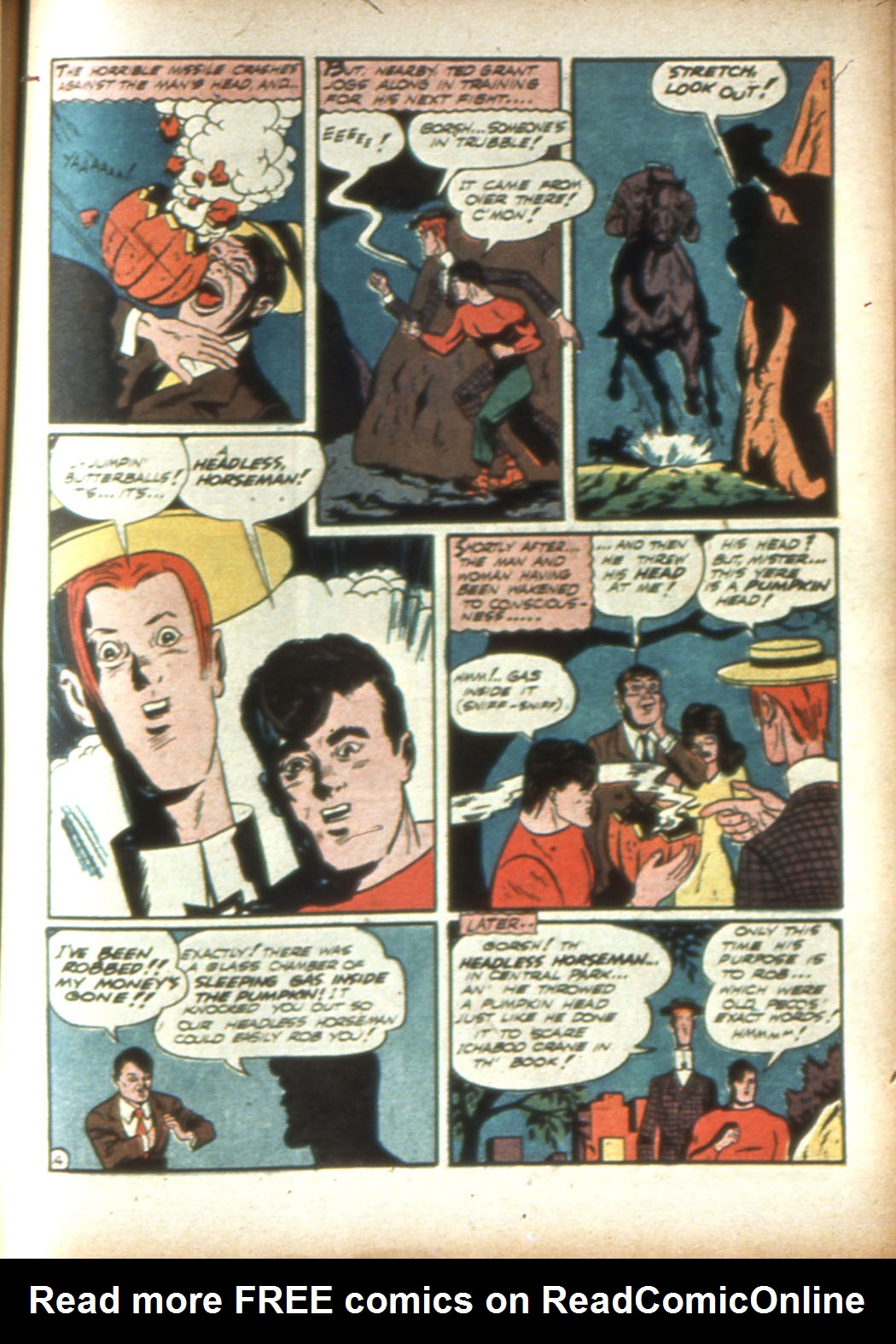 Read online Sensation (Mystery) Comics comic -  Issue #16 - 59