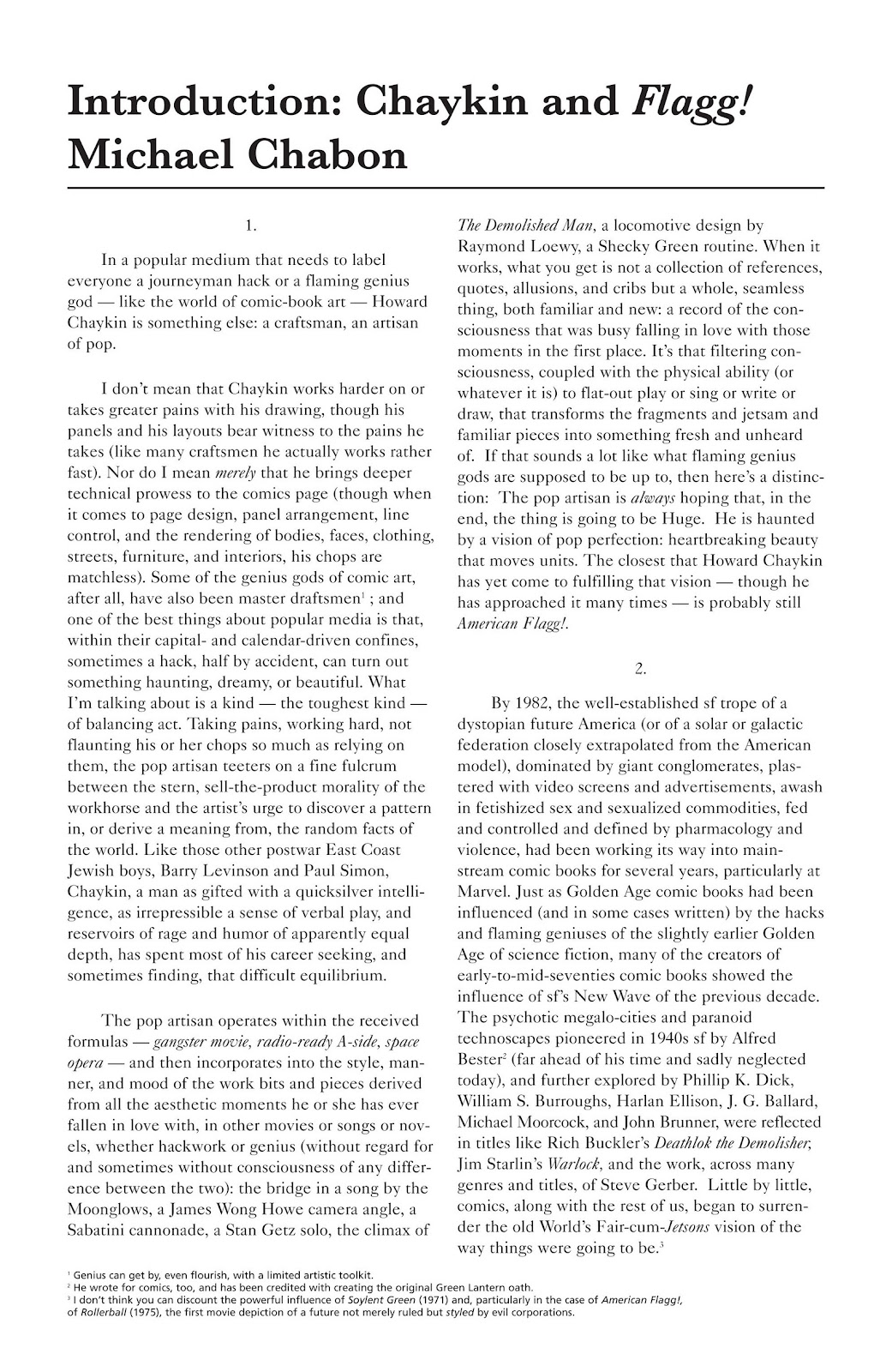 American Flagg! issue Definitive Collection (Part 1) - Page 6