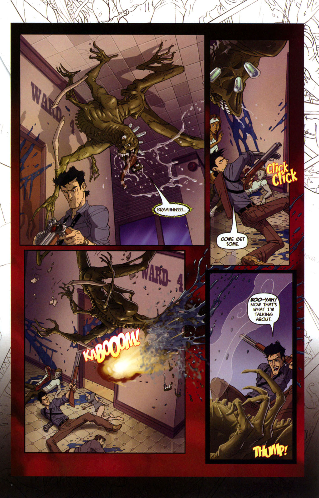 Army of Darkness vs. Re-Animator Issue #1 #1 - English 25