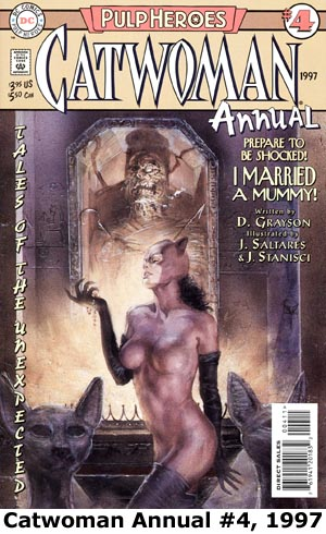 Catwoman (1993) Annual 4 #4 - English 1