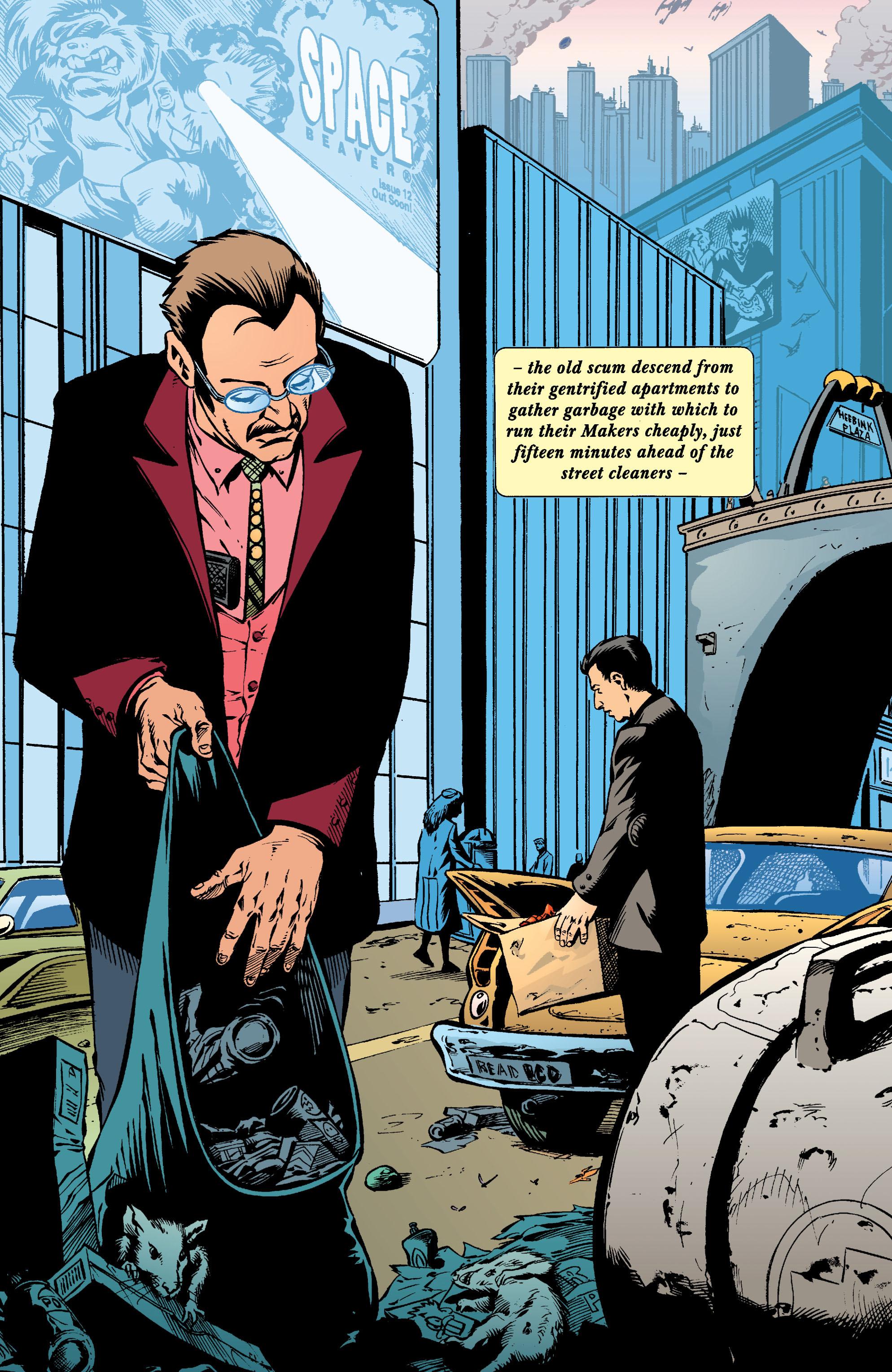 Read online Transmetropolitan comic -  Issue #19 - 17