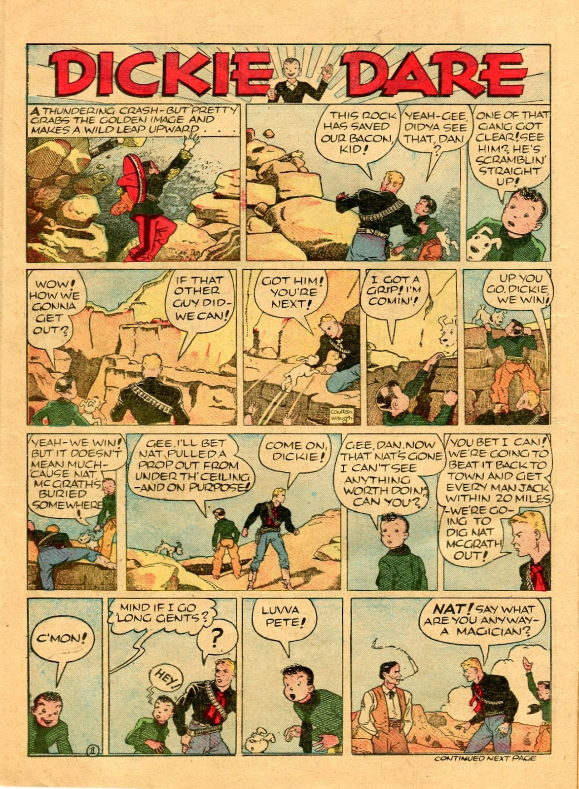 Read online Famous Funnies comic -  Issue #56 - 26