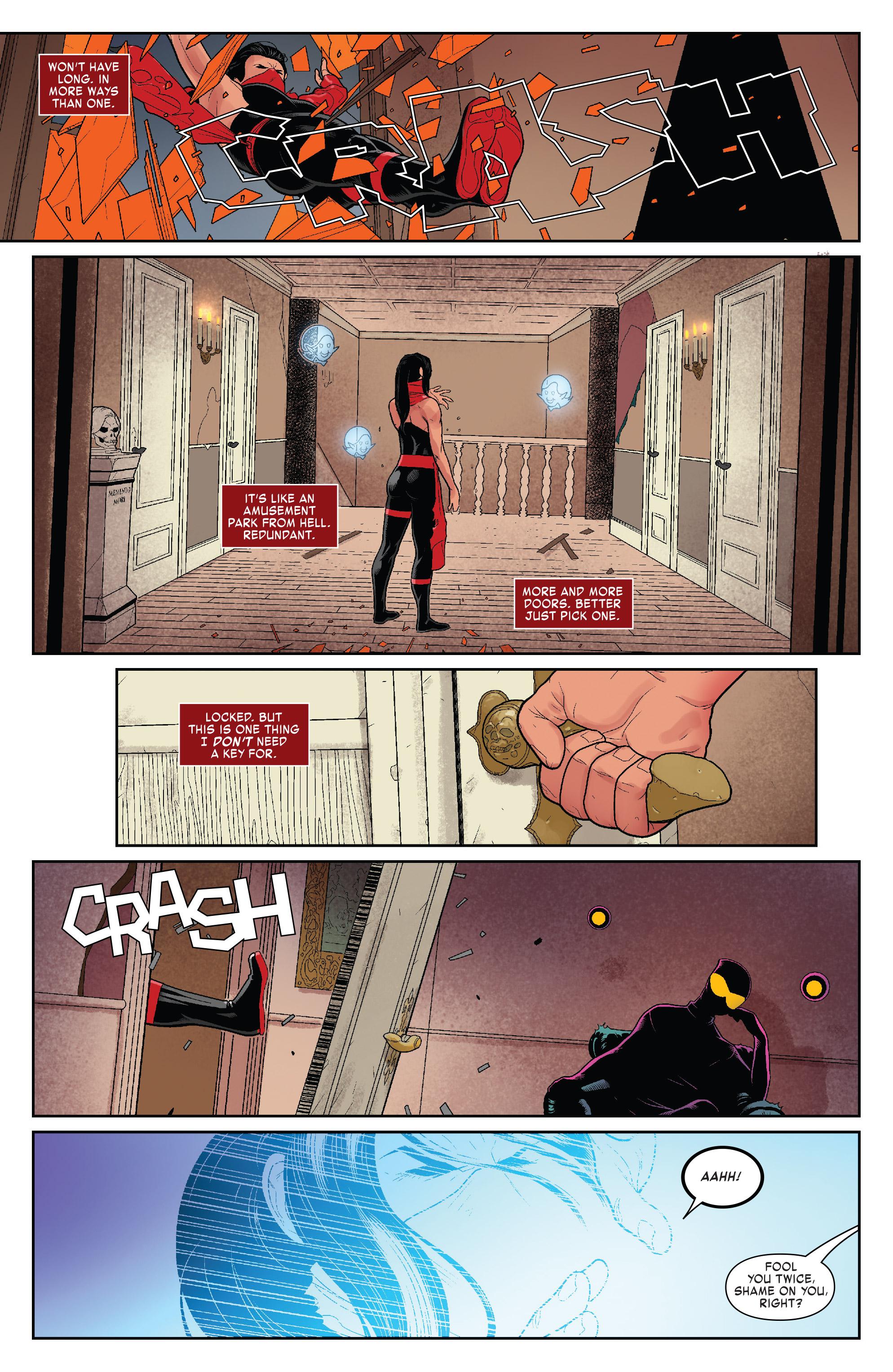 Read online Elektra (2017) comic -  Issue #4 - 14