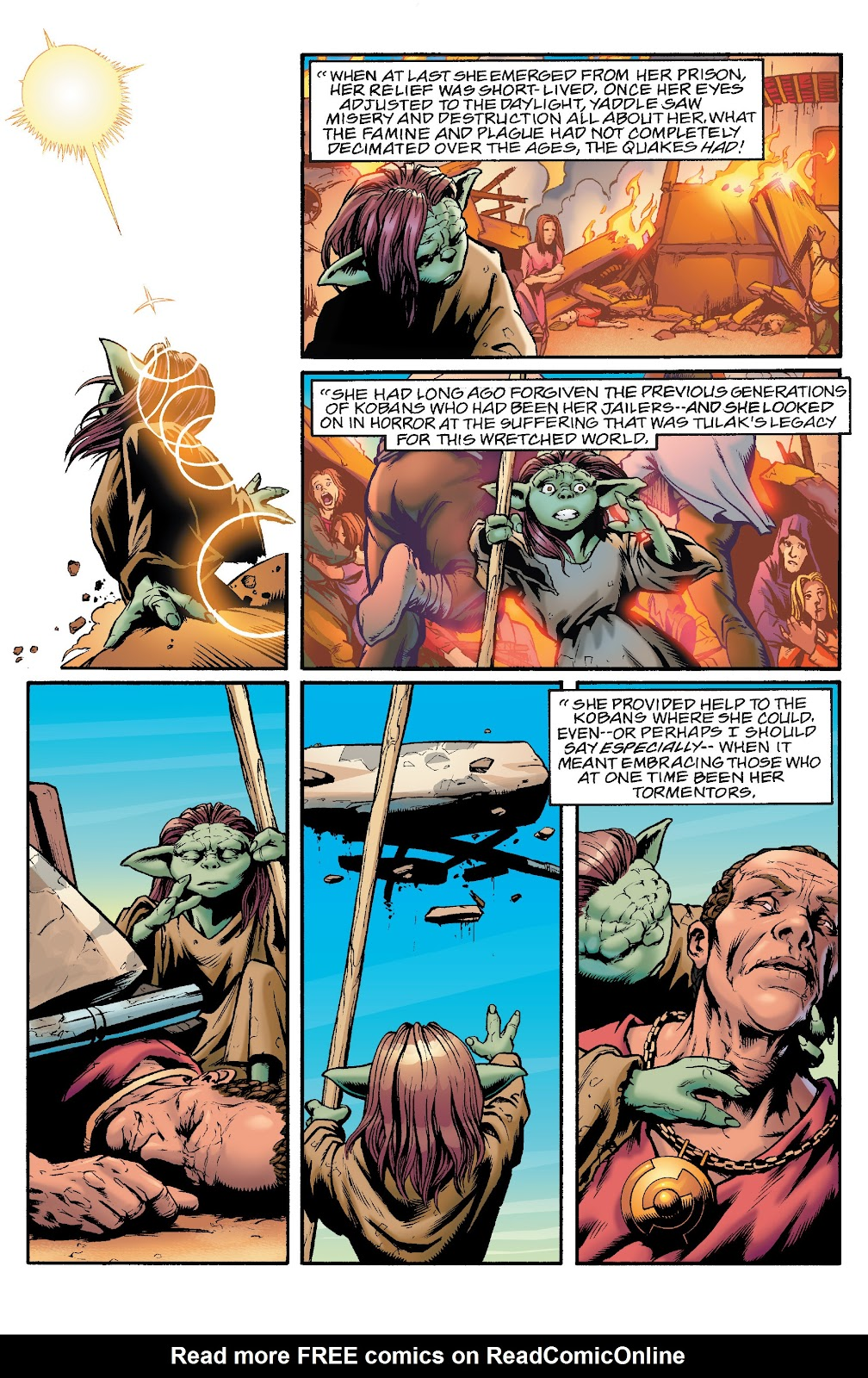 Read online Star Wars Legends: Rise of the Sith - Epic Collection comic -  Issue # TPB 1 (Part 1) - 56
