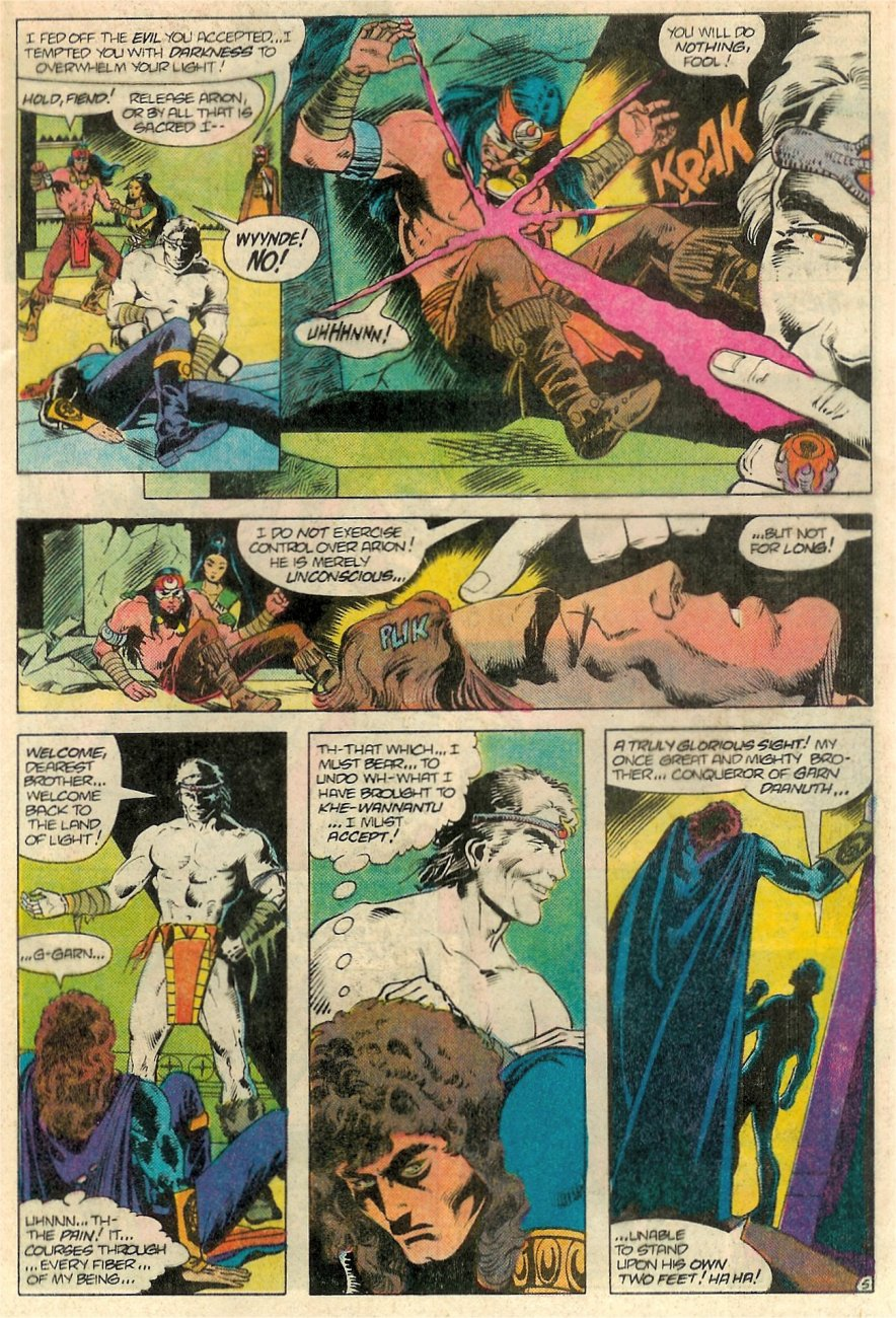 Read online Arion, Lord of Atlantis comic -  Issue #18 - 6