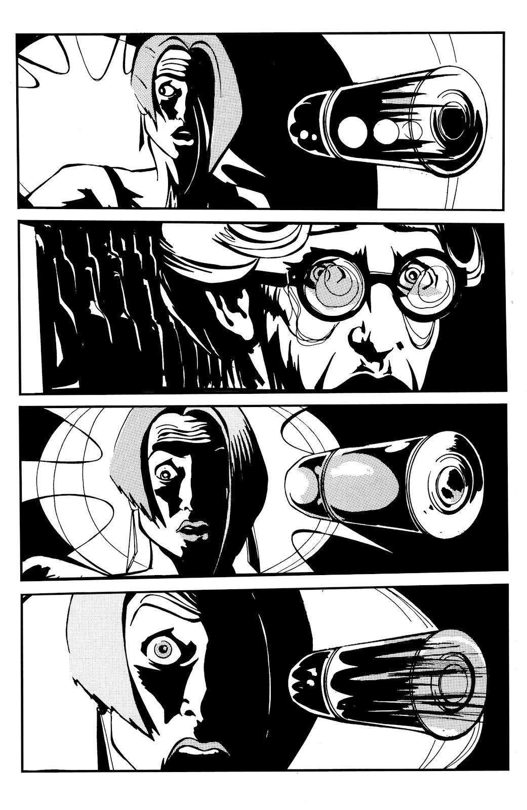 Read online Goldfish comic -  Issue # TPB (Part 3) - 4