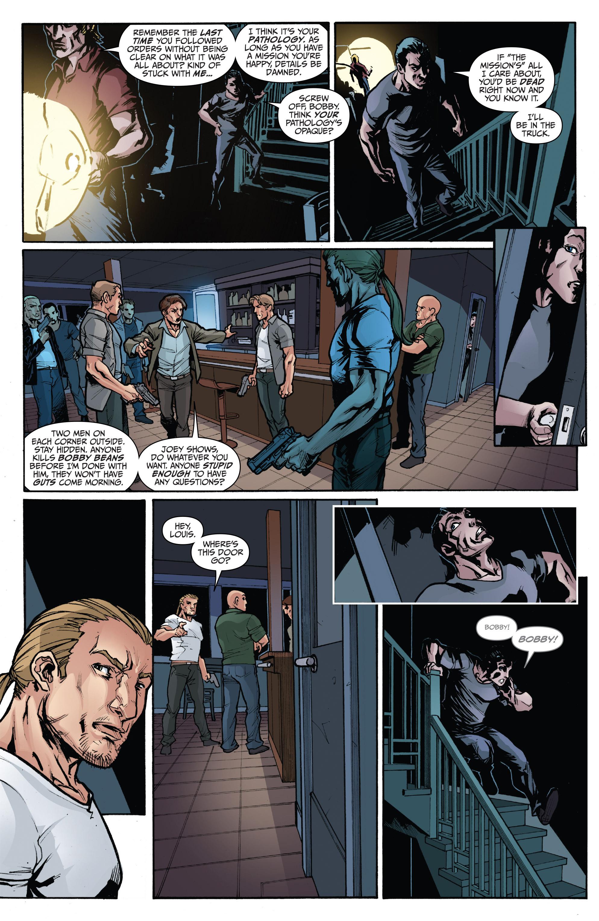 Read online 3 Guns comic -  Issue #3 - 11