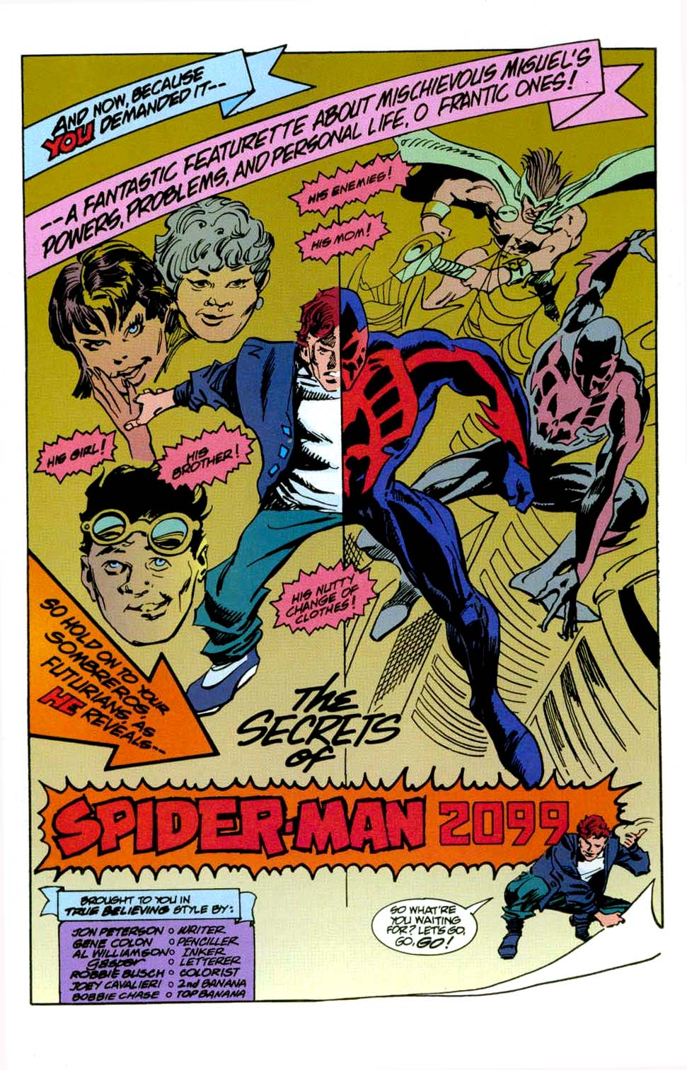 Read online 2099 Unlimited comic -  Issue #9 - 24