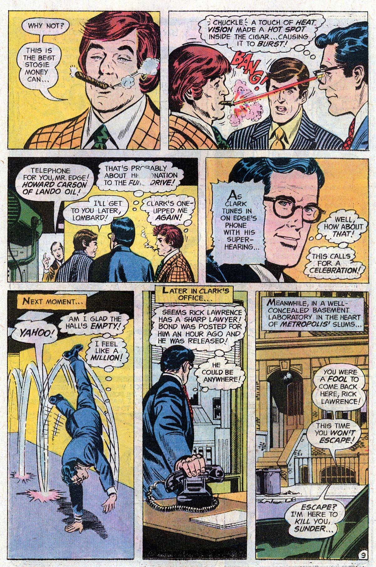 Action Comics (1938) 452 Page 9