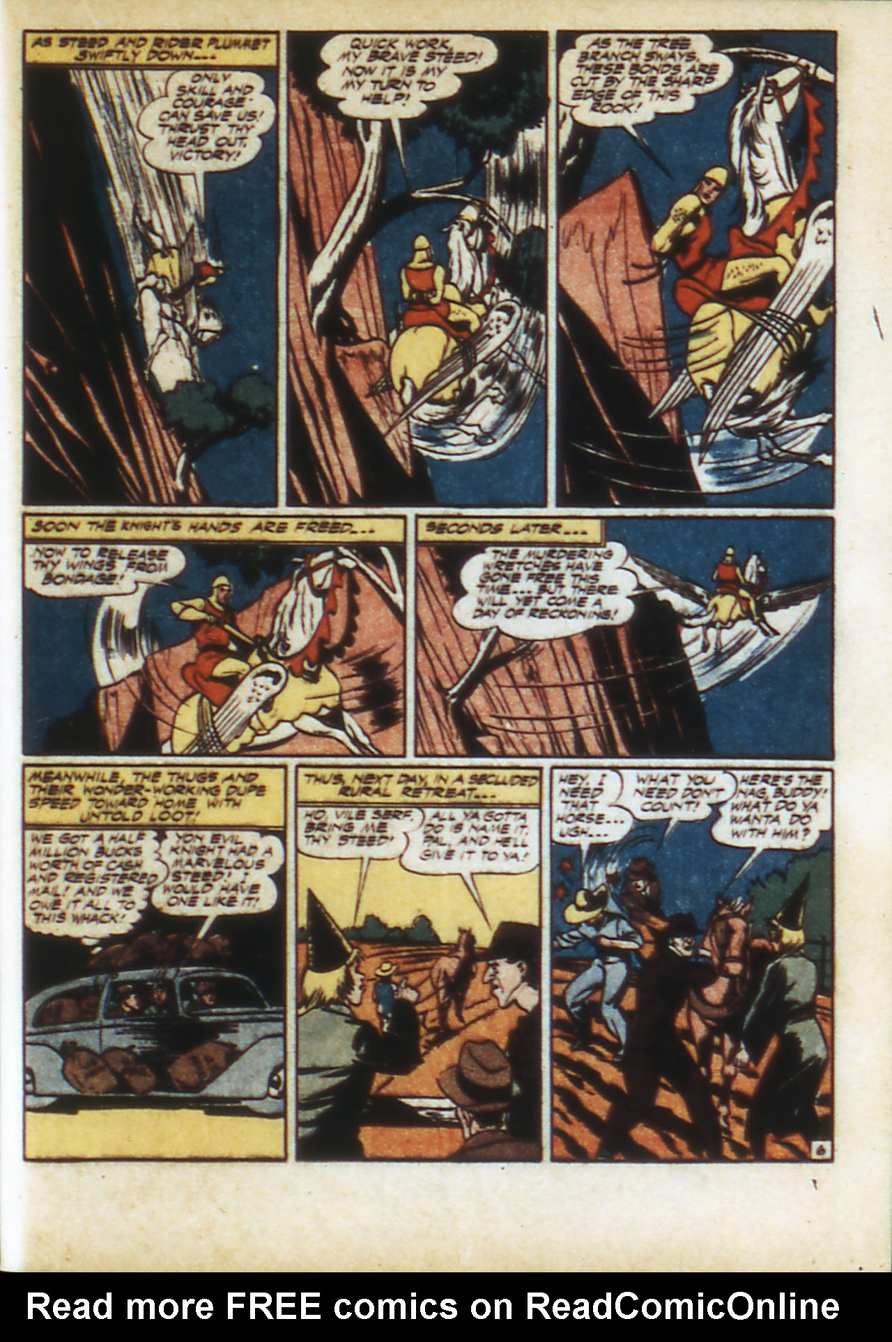 Read online Adventure Comics (1938) comic -  Issue #82 - 32
