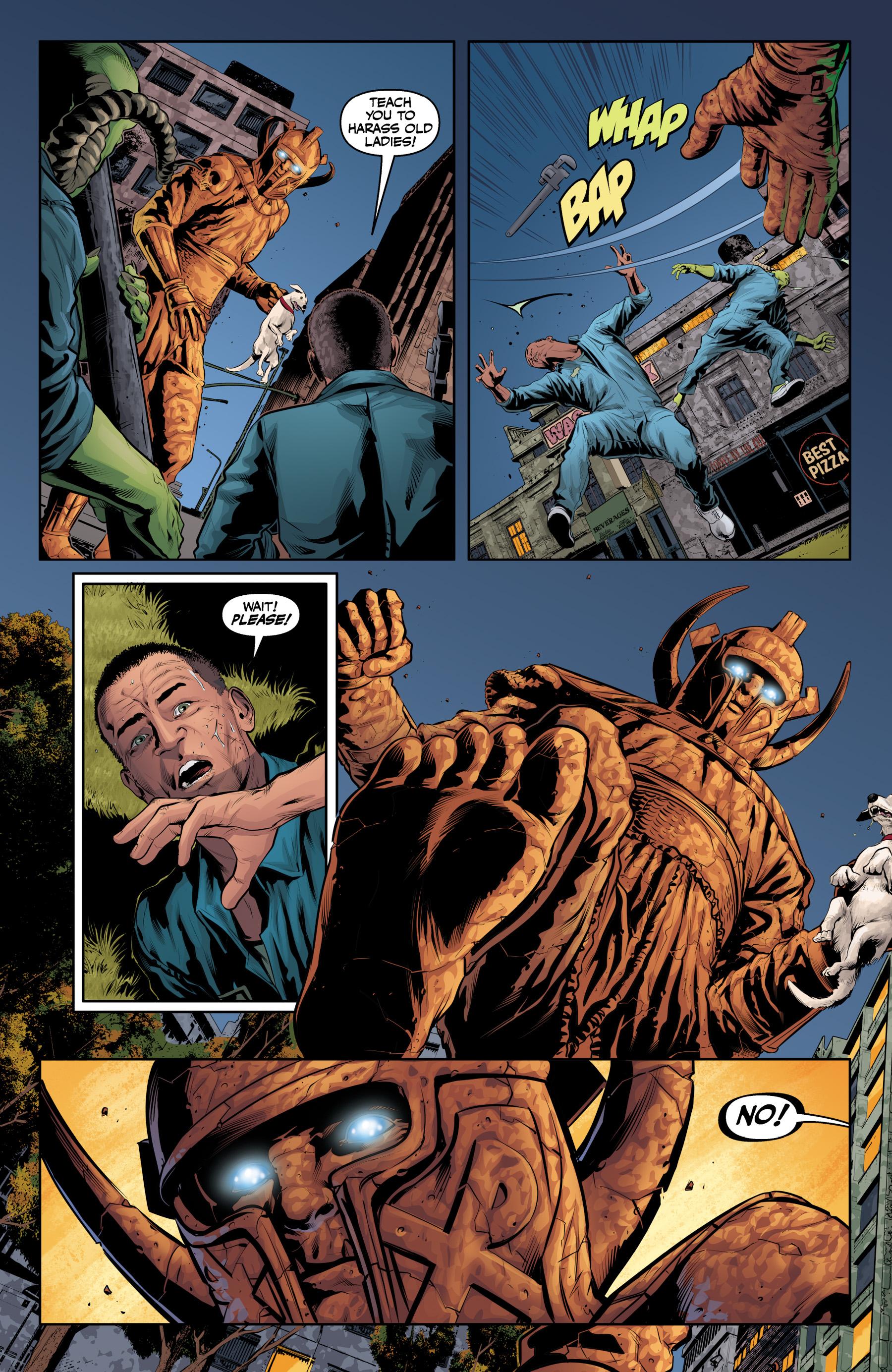 Read online Angel & Faith Season 10 comic -  Issue #23 - 20
