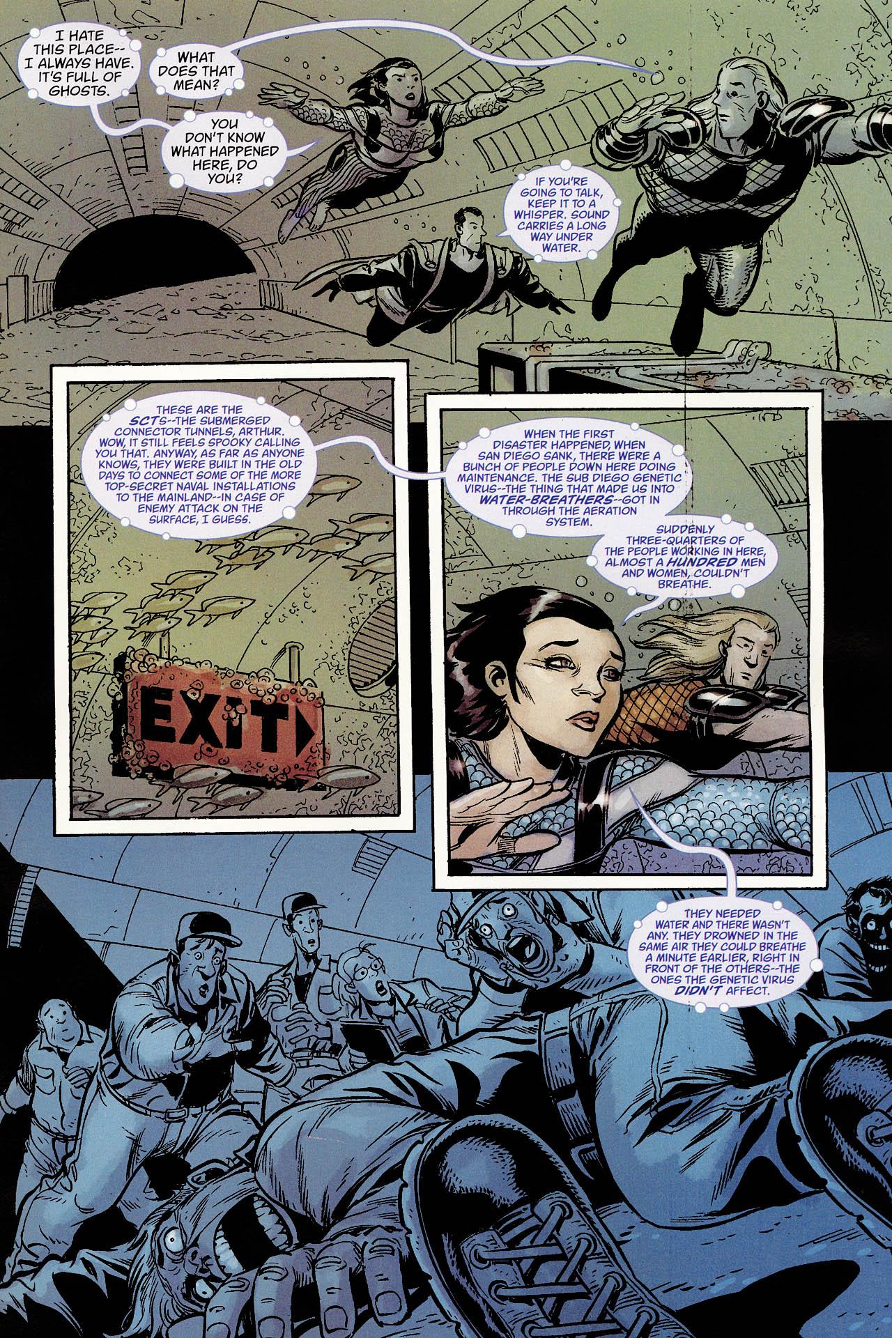 Read online Aquaman: Sword of Atlantis comic -  Issue #52 - 18