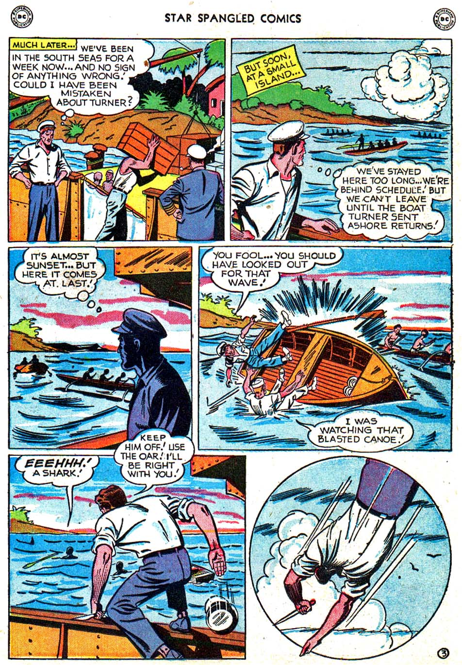 Star Spangled Comics (1941) issue 95 - Page 29