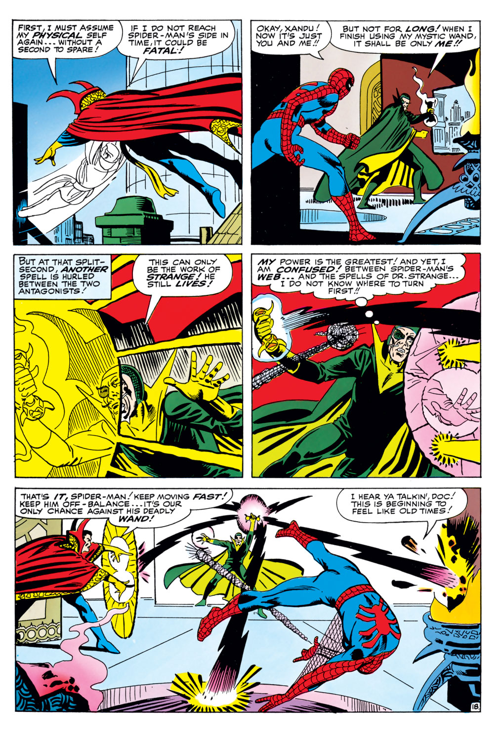 The Amazing Spider-Man (1963) _Annual_2 Page 18