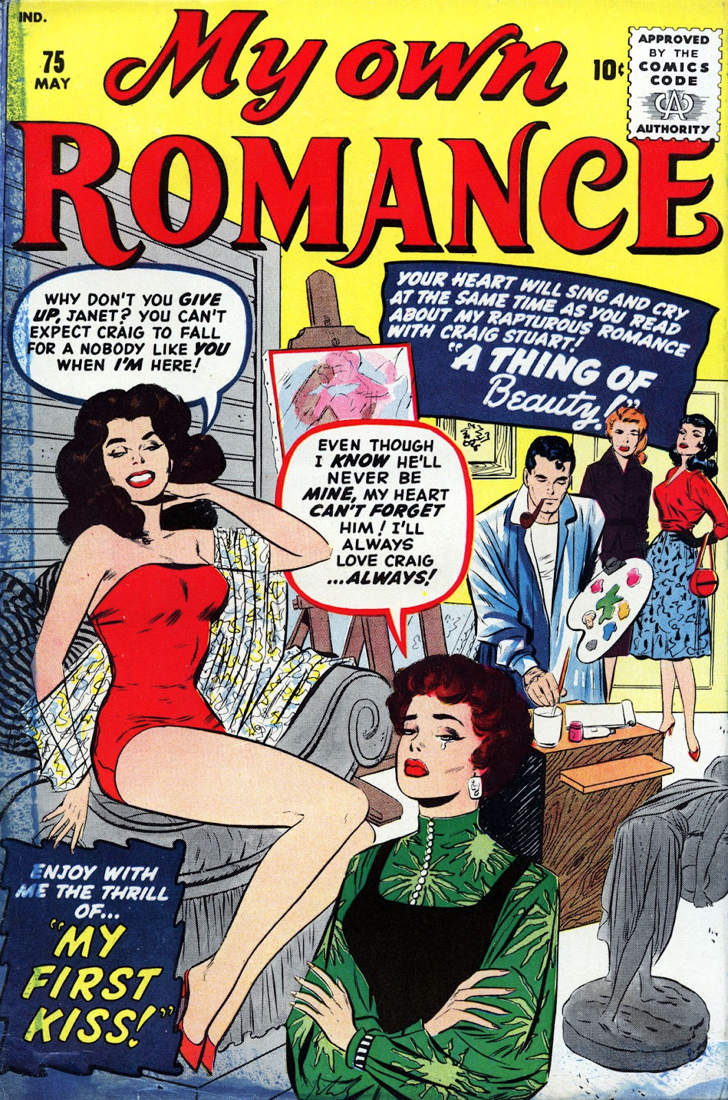 My Own Romance issue 75 - Page 1