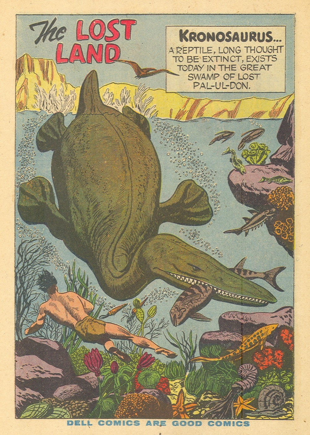 Tarzan (1948) issue 65 - Page 34