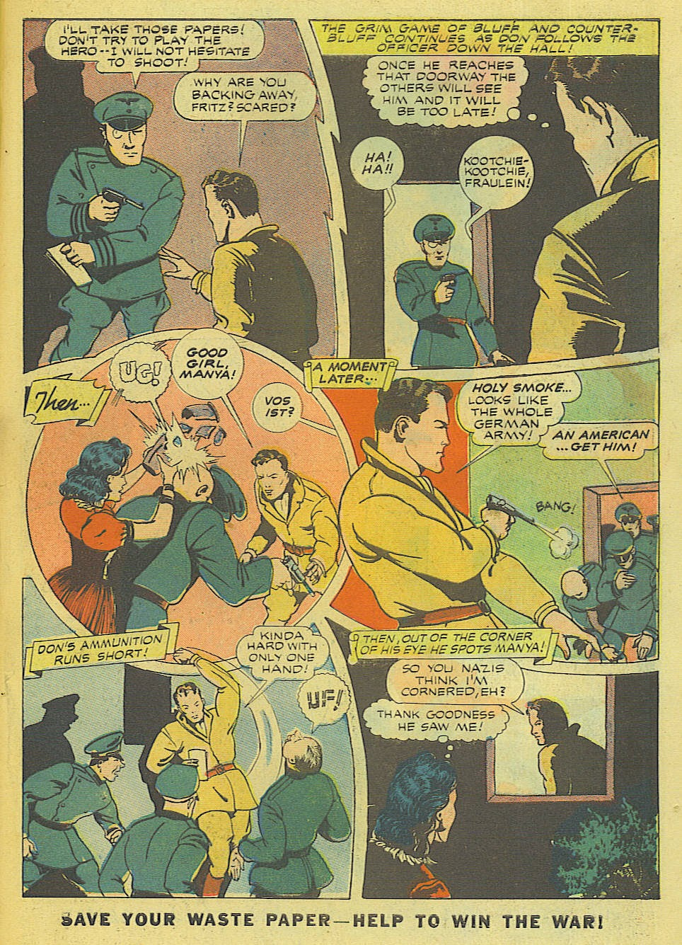 Startling Comics issue 27 - Page 47