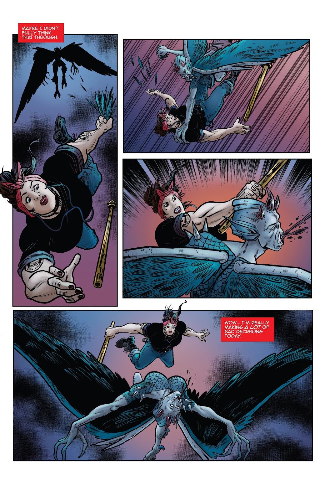 Read online Black Betty comic -  Issue #8 - 20
