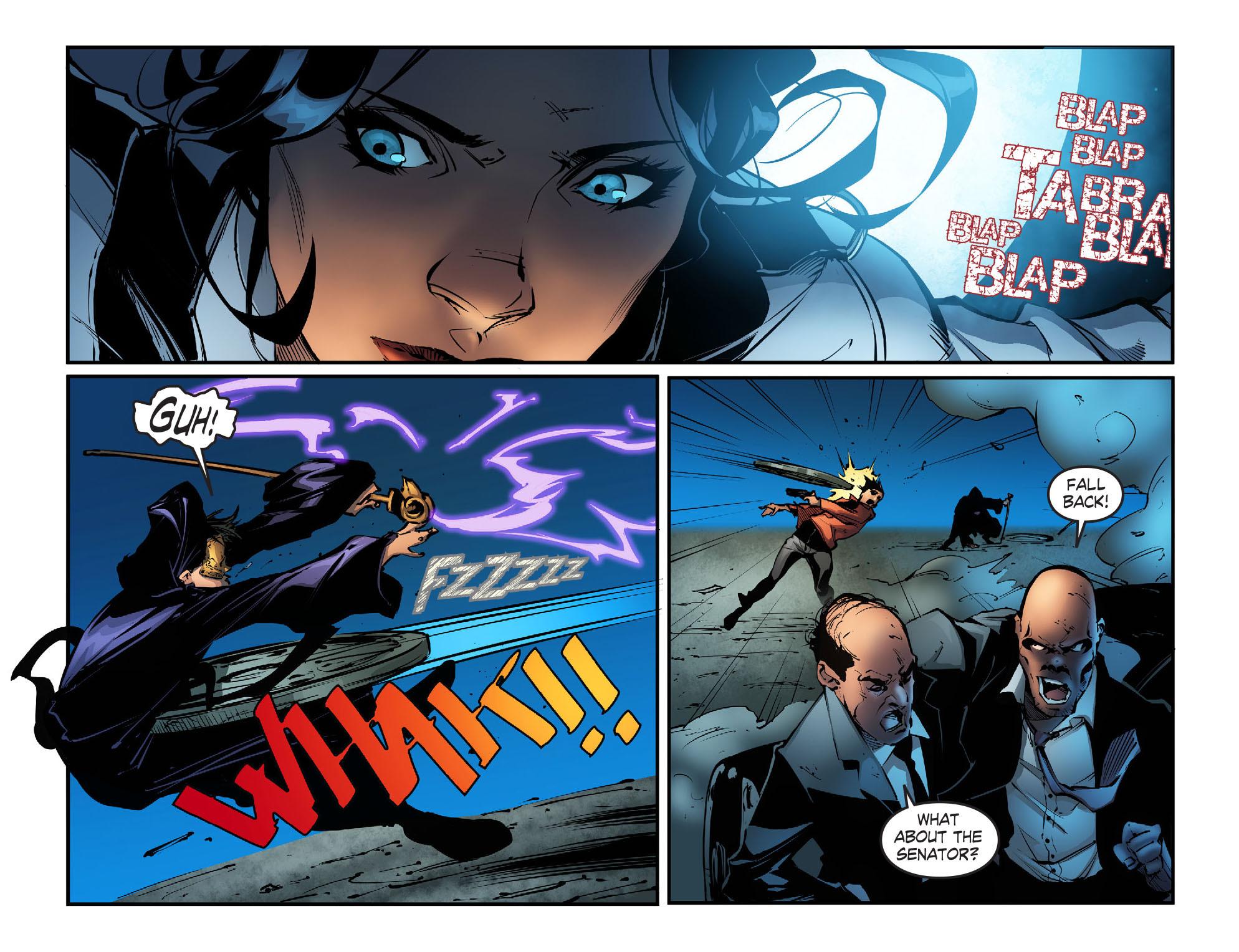 Read online Smallville: Season 11 comic -  Issue #56 - 15