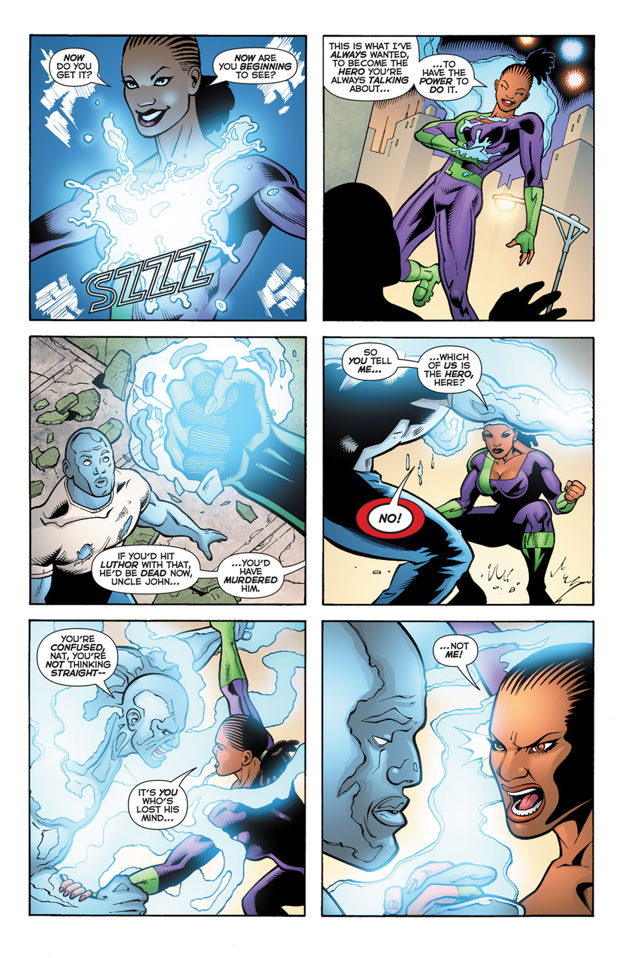 Read online 52 comic -  Issue #9 - 9