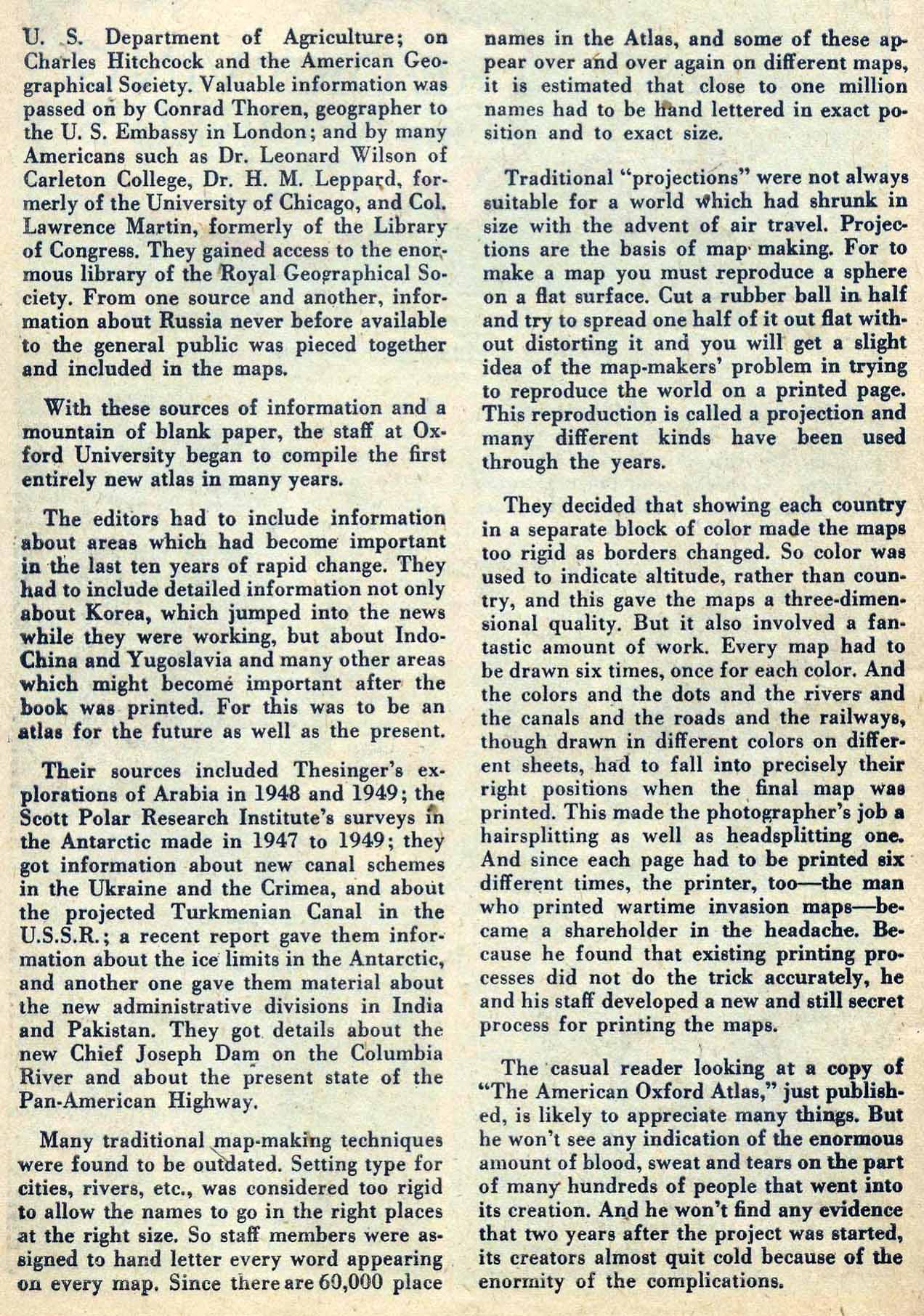 Read online Adventure Comics (1938) comic -  Issue #180 - 34