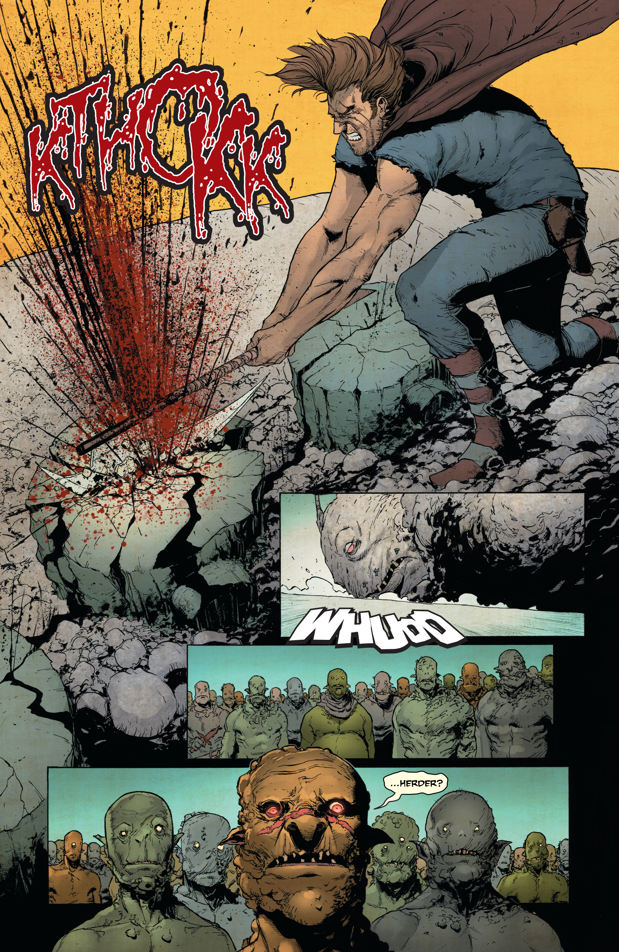 Read online Wrath of the Eternal Warrior comic -  Issue #13 - 20