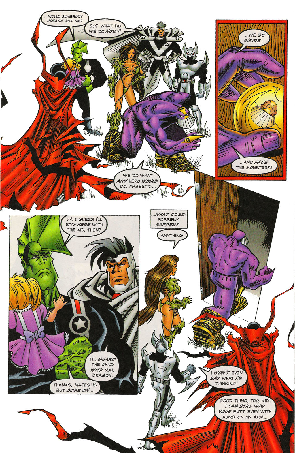 Read online Altered Image comic -  Issue #3 - 20