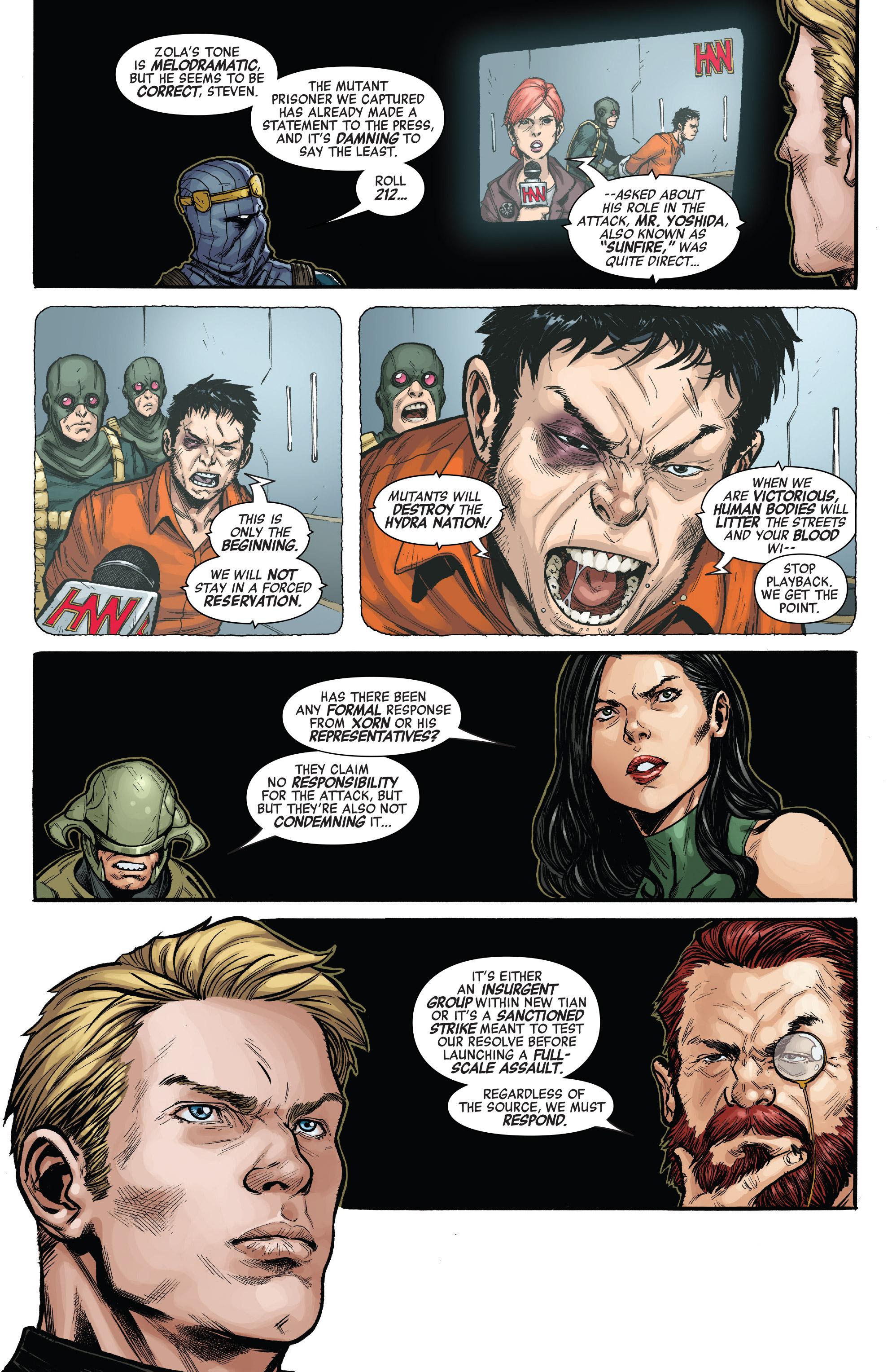 Read online Secret Empire: United comic -  Issue # Full - 12
