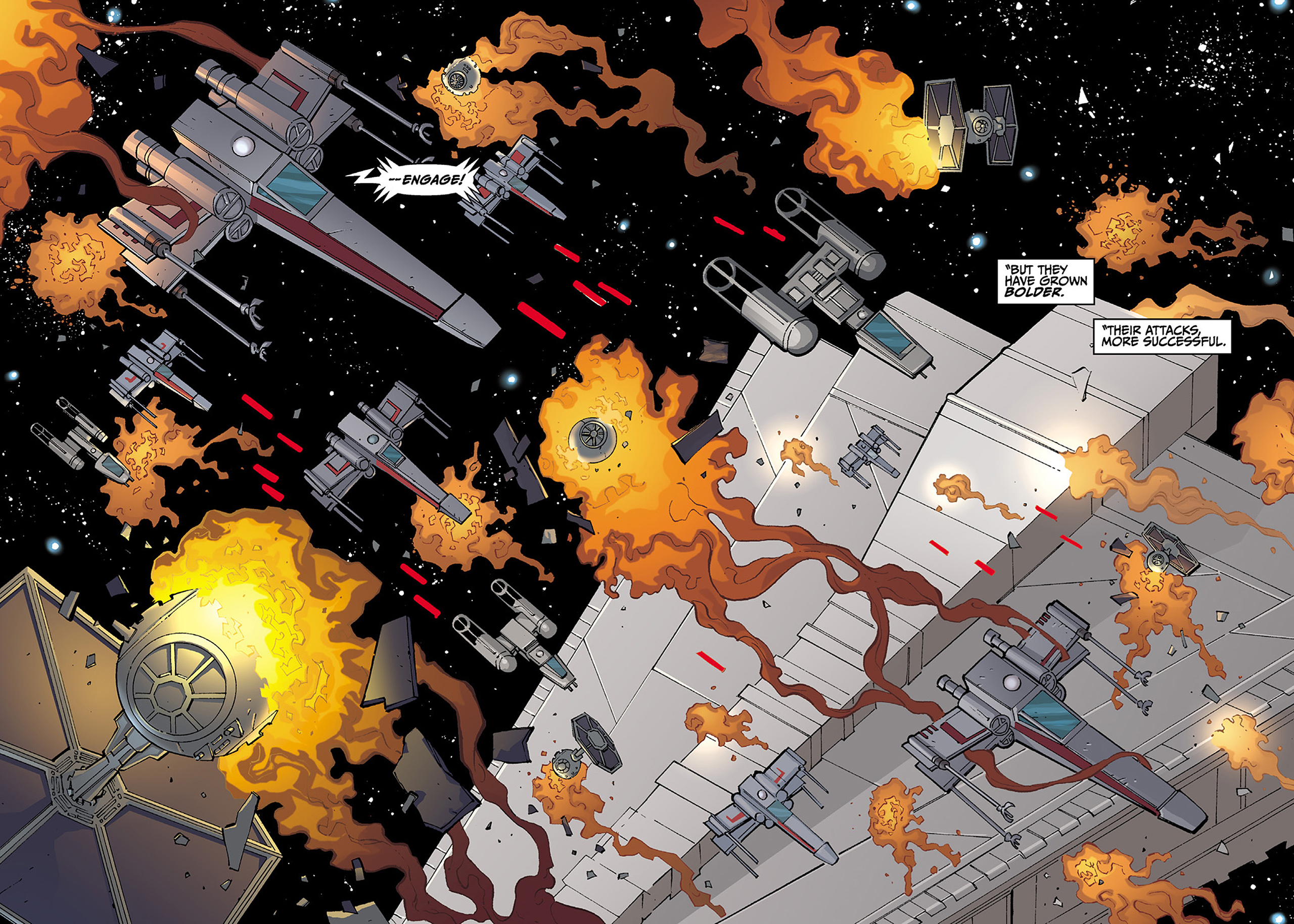 Read online Star Wars Omnibus comic -  Issue # Vol. 33 - 249