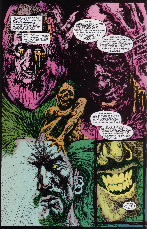Read online Druid comic -  Issue #3 - 21