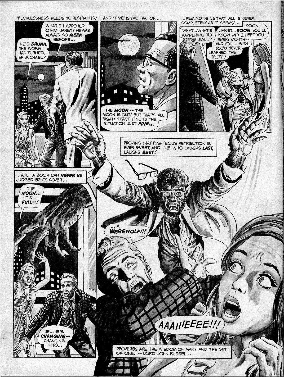 Nightmare (1970) issue 10 - Page 36
