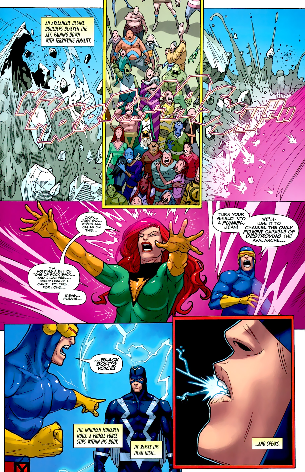 Read online Uncanny X-Men: First Class comic -  Issue #2 - 20
