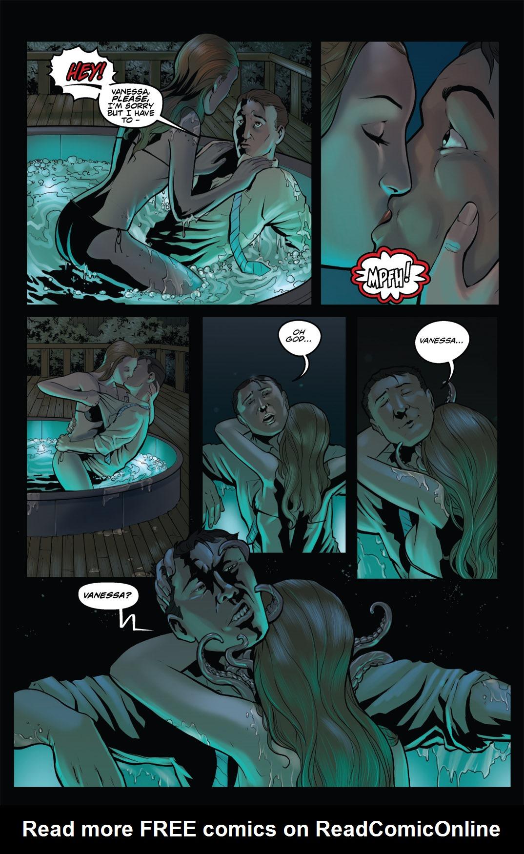 Read online Nightmare World comic -  Issue # Vol. 1 Thirteen Tales of Terror - 39