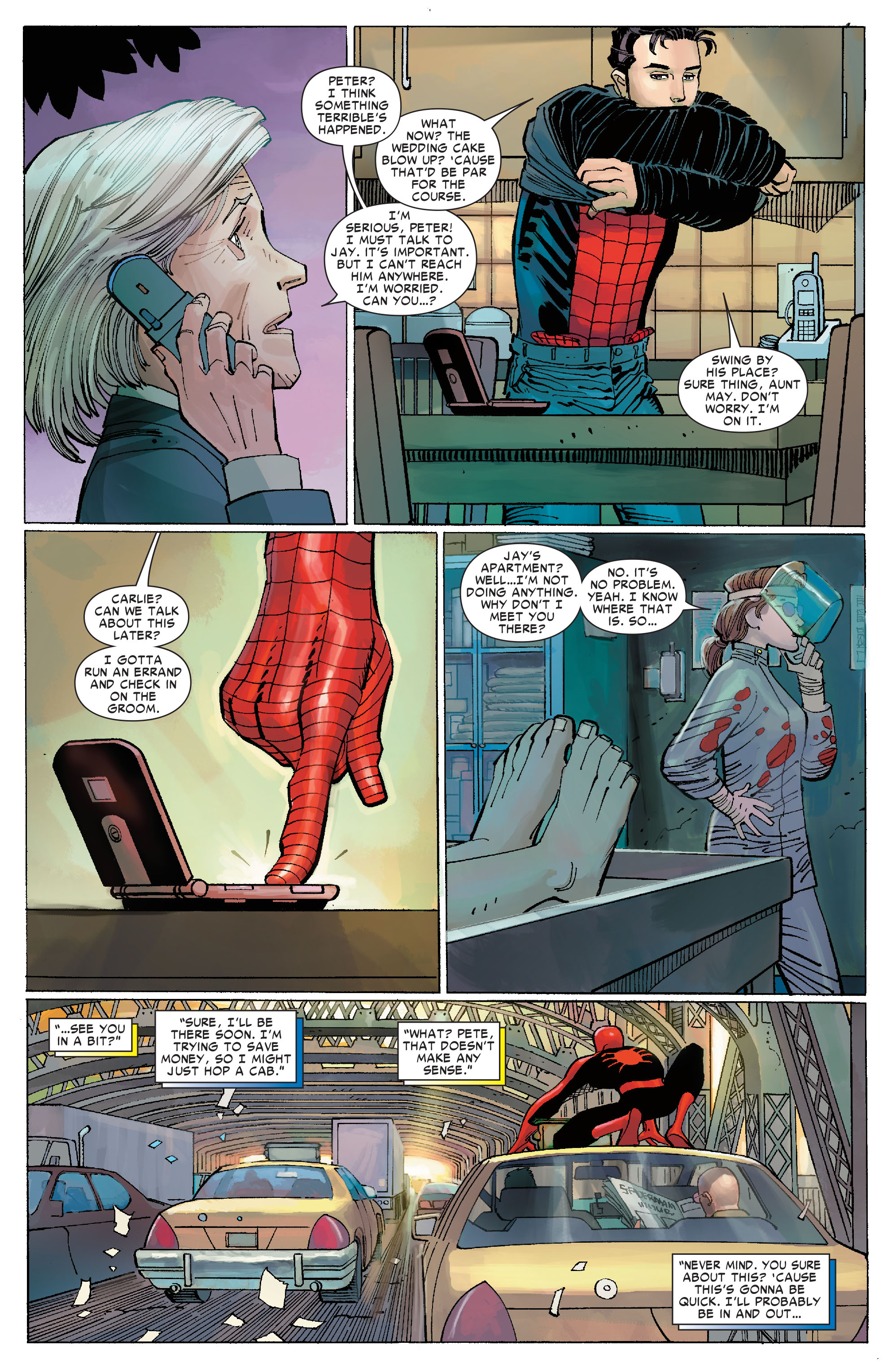The Amazing Spider-Man (1963) 600 Page 20