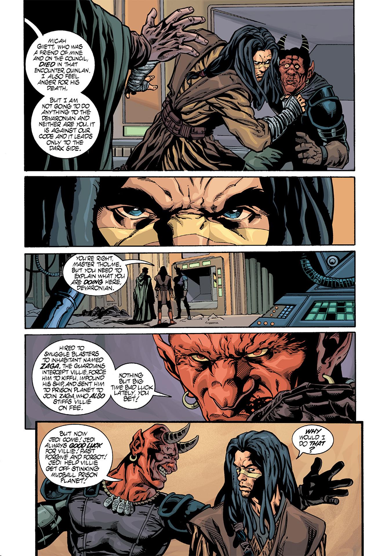 Read online Star Wars Omnibus comic -  Issue # Vol. 15 - 206
