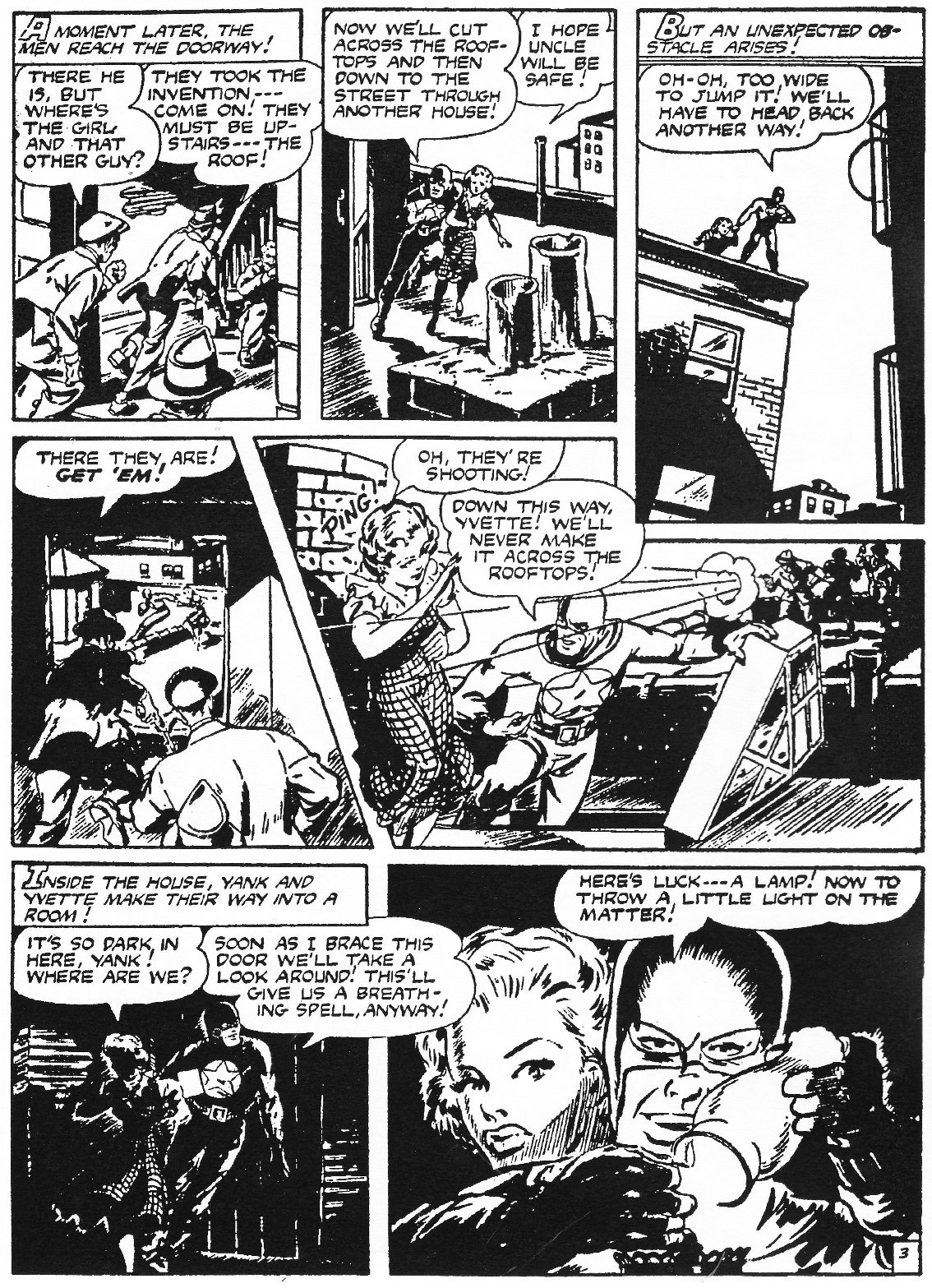 Read online Men of Mystery Comics comic -  Issue #65 - 6