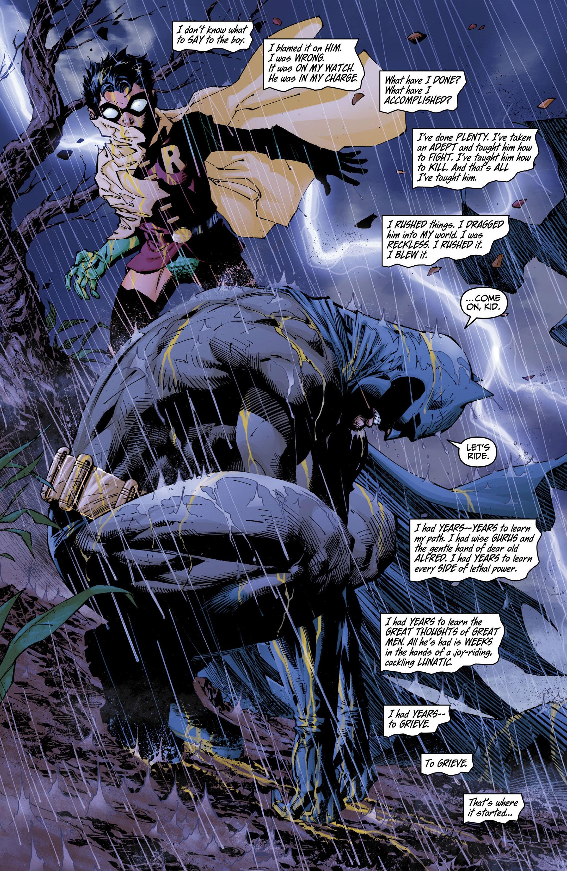 Read online All Star Batman & Robin, The Boy Wonder comic -  Issue #9 - 18