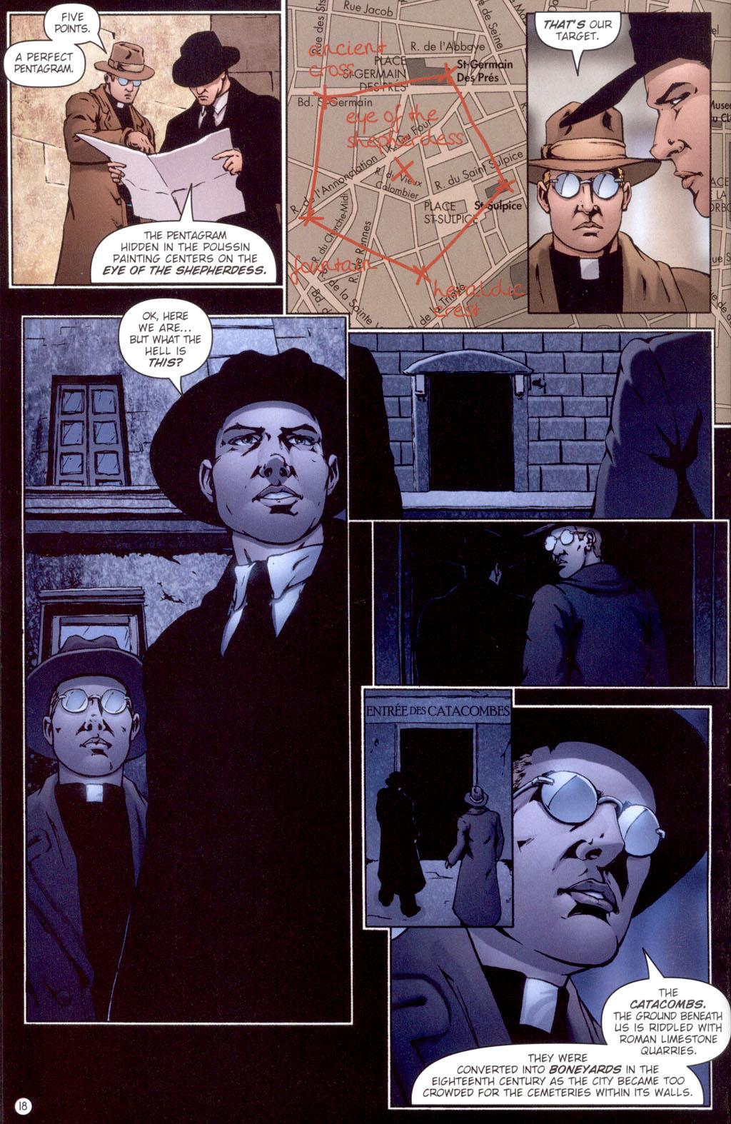 Read online Rex Mundi comic -  Issue #13 - 20