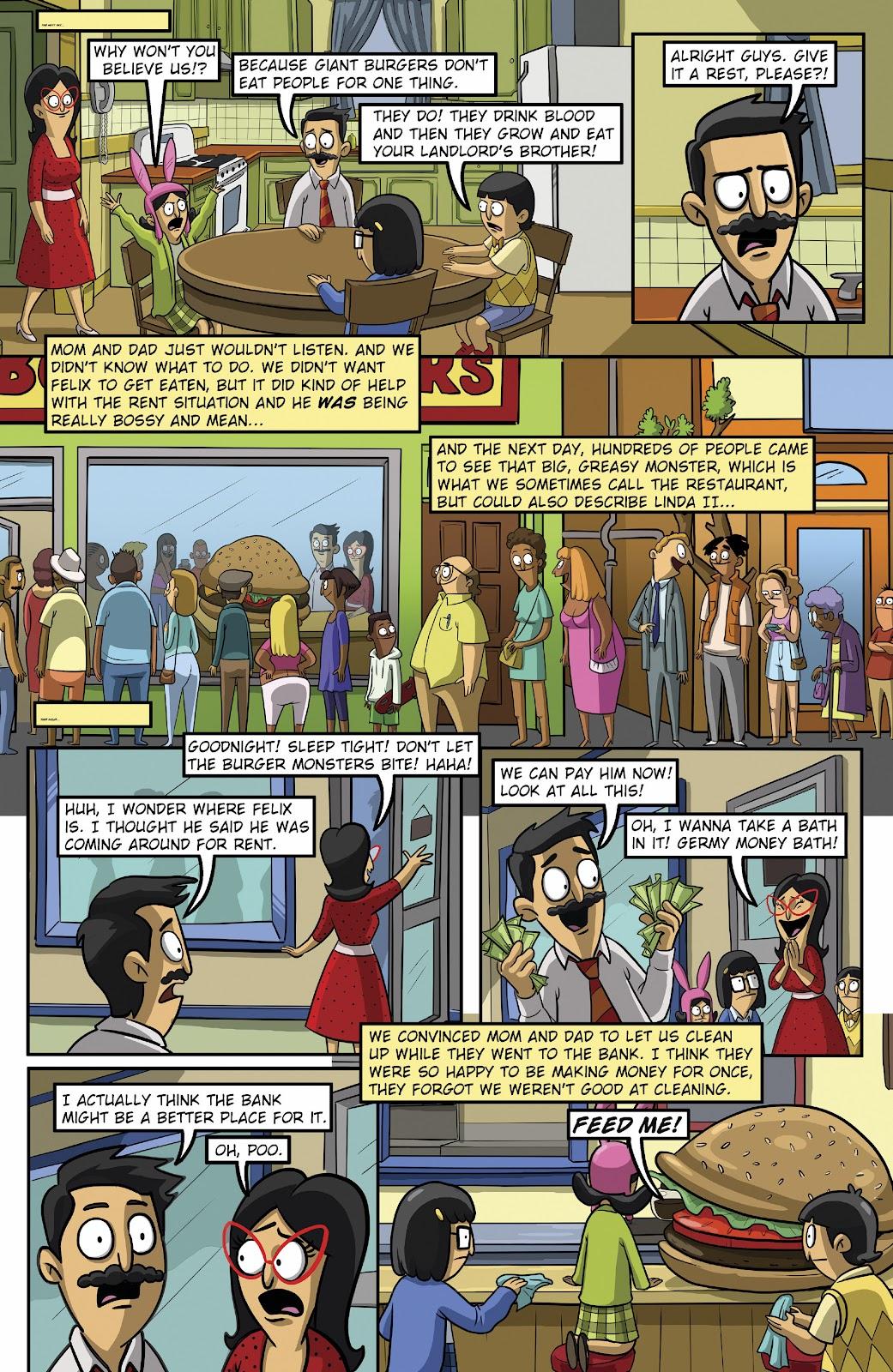 Bob's Burgers (2015) Issue #16 #16 - English 16
